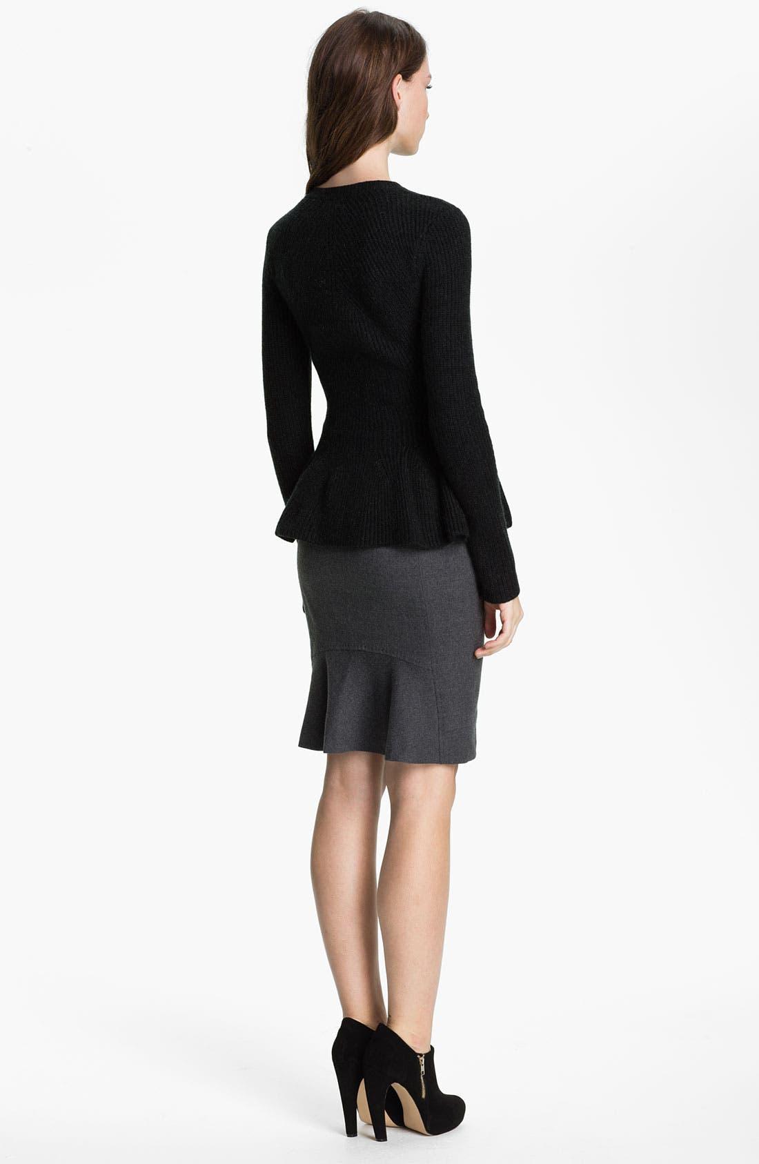 Alternate Image 4  - Ted Baker London Peplum Sweater