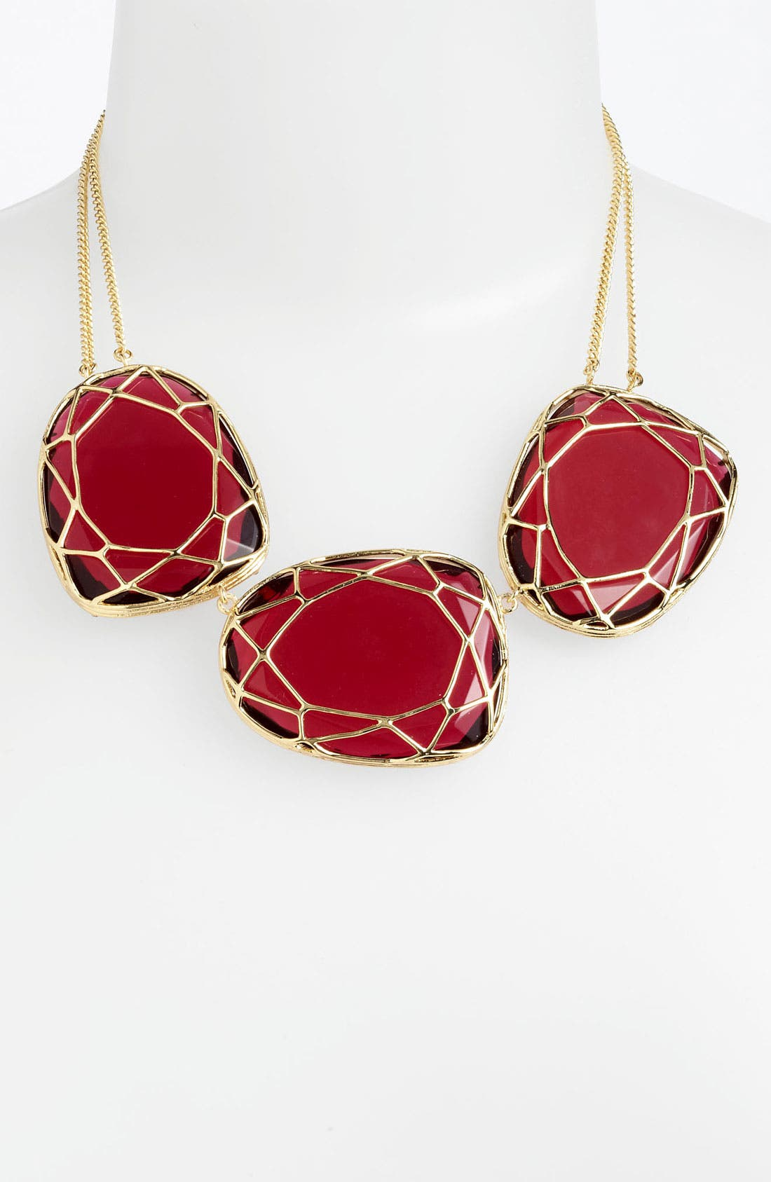 Alternate Image 1 Selected - Kendra Scott 'Marcella' Reversible Statement Necklace