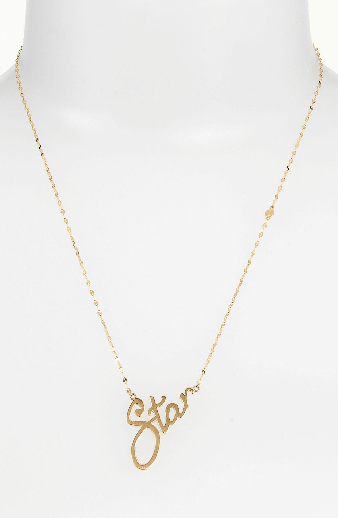 Main Image - Lana Jewelry 'Star' Charm Necklace