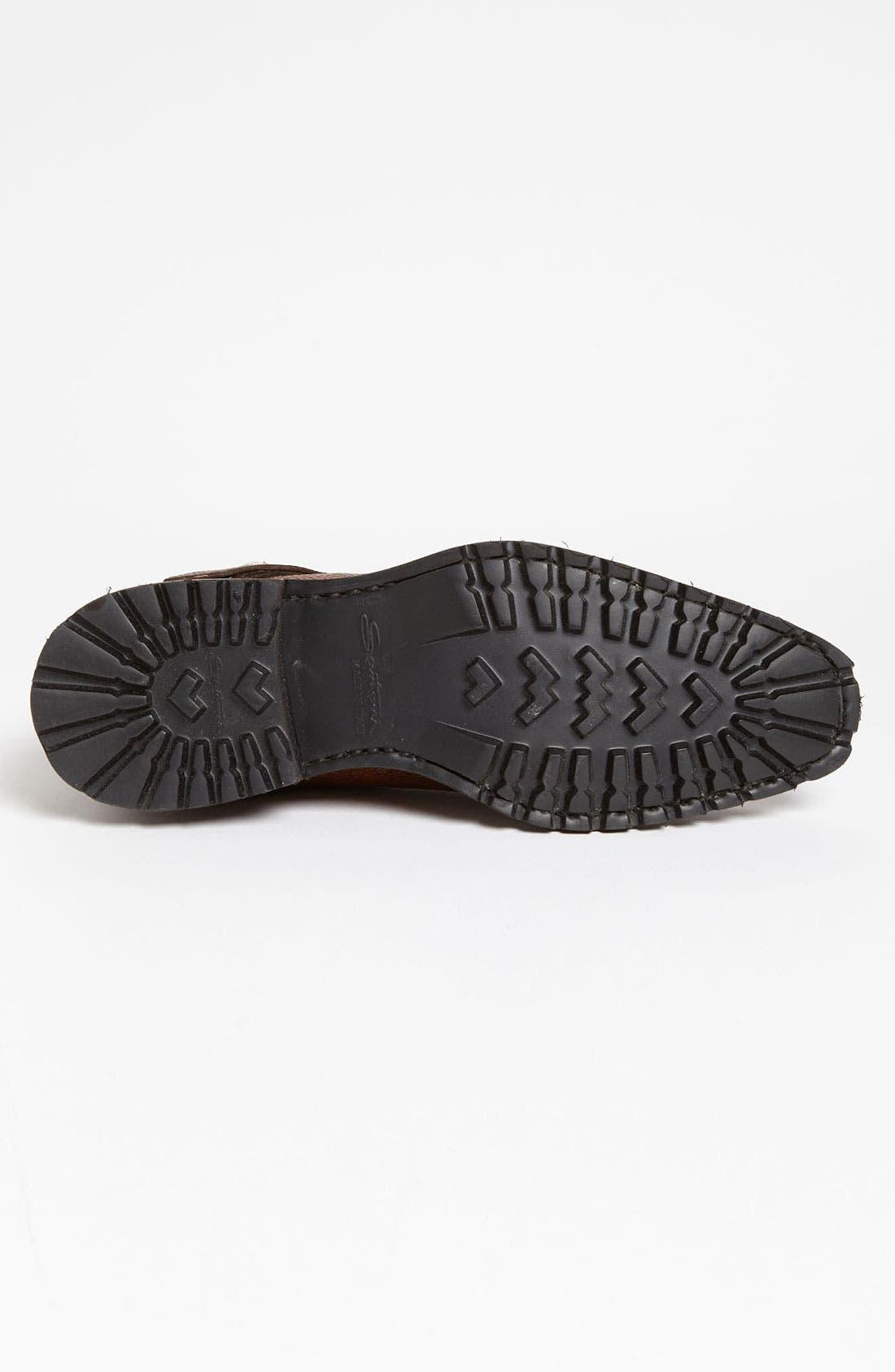 Alternate Image 4  - Santoni 'Quennel Mid City' Boot