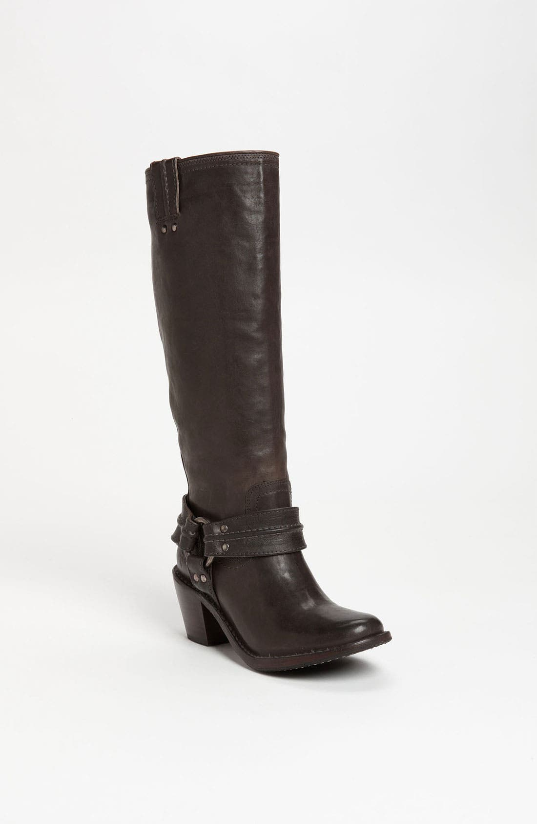 Main Image - Frye 'Carmen' Harness Tall Boot