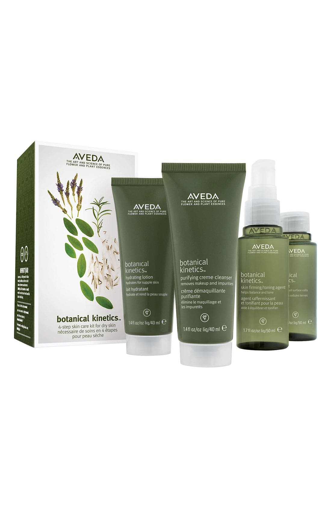 Aveda 'botanical kinetics™' Skincare Starter Set (Dry/Normal)