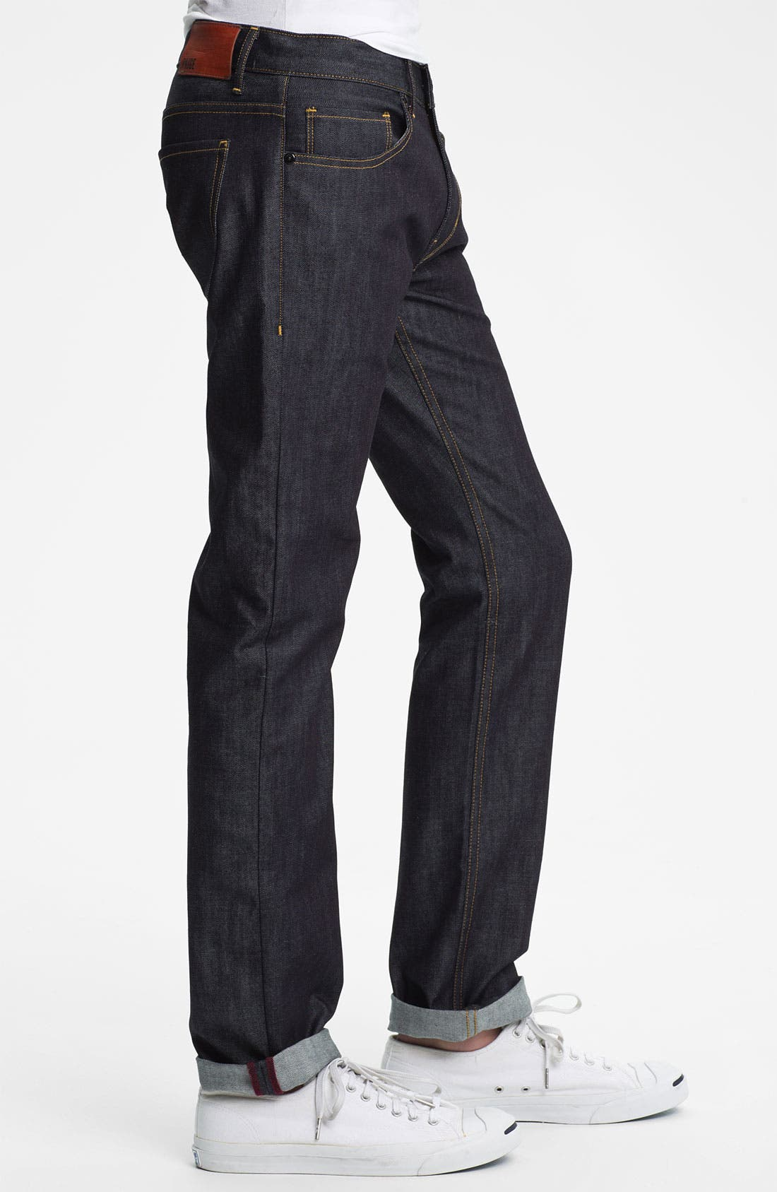 Alternate Image 3  - PAIGE 'Federal' Slim Fit Jeans (Uncharted)