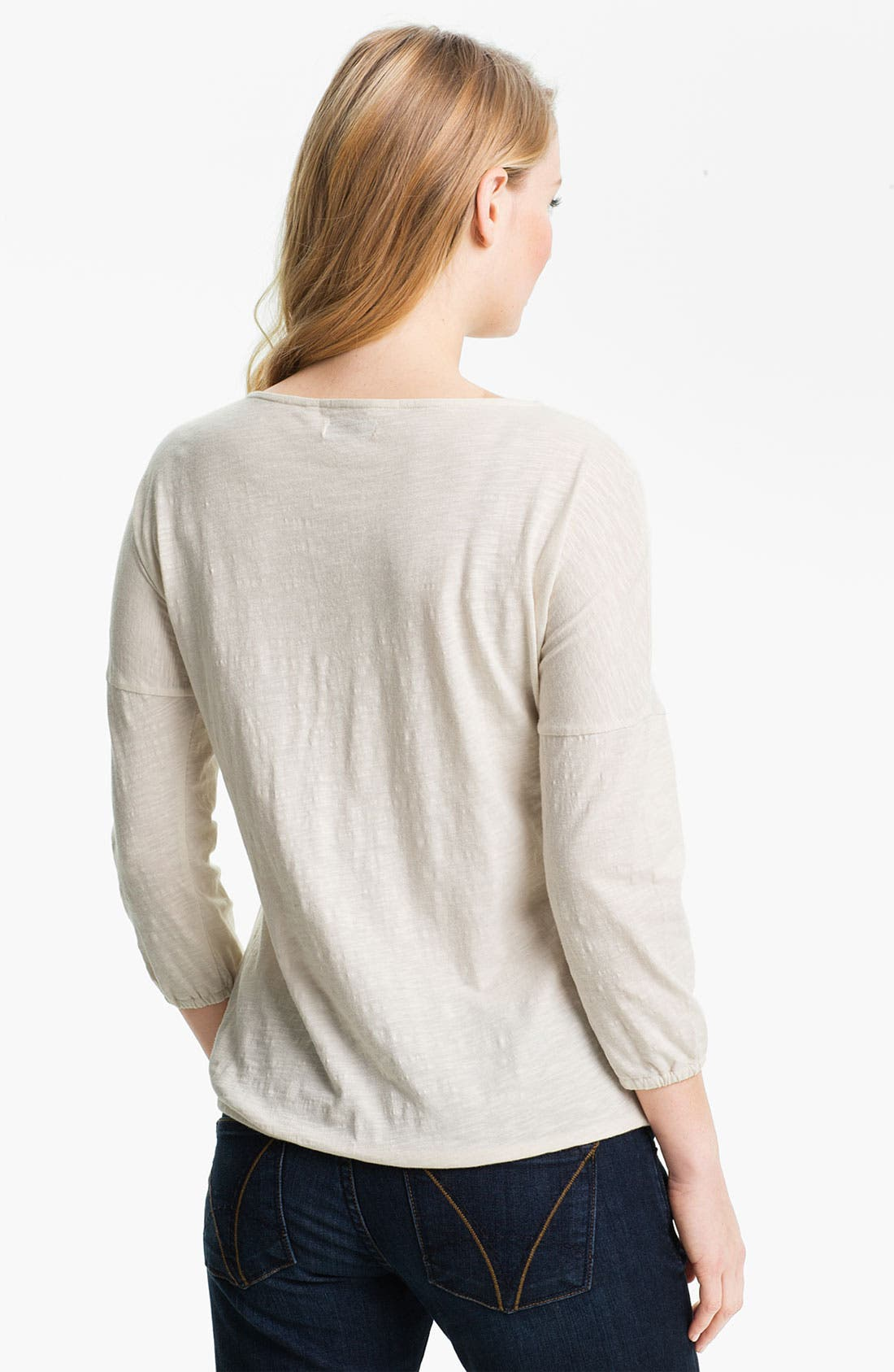 Alternate Image 2  - Lucky Brand 'Grace' Embellished Top