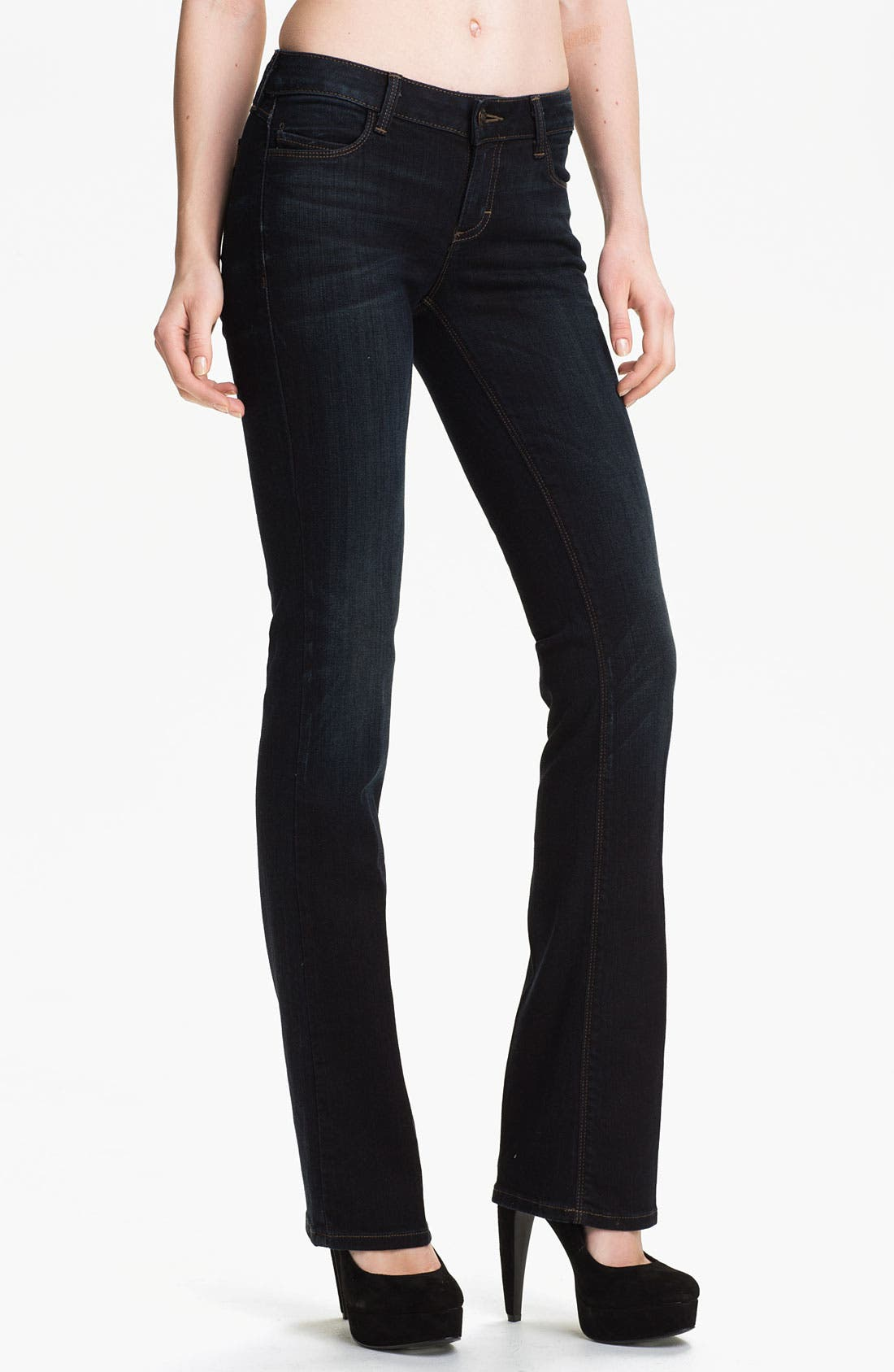 Alternate Image 1 Selected - Siwy Slim Bootcut Jeans (Ride)