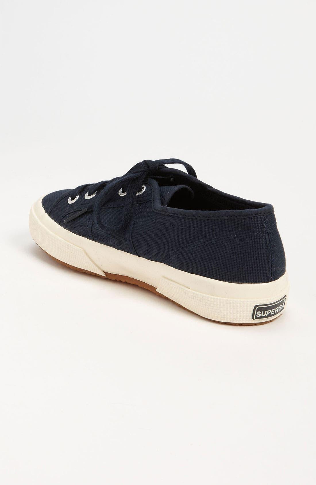 'Cotu' Sneaker,                             Alternate thumbnail 2, color,                             Navy Canvas