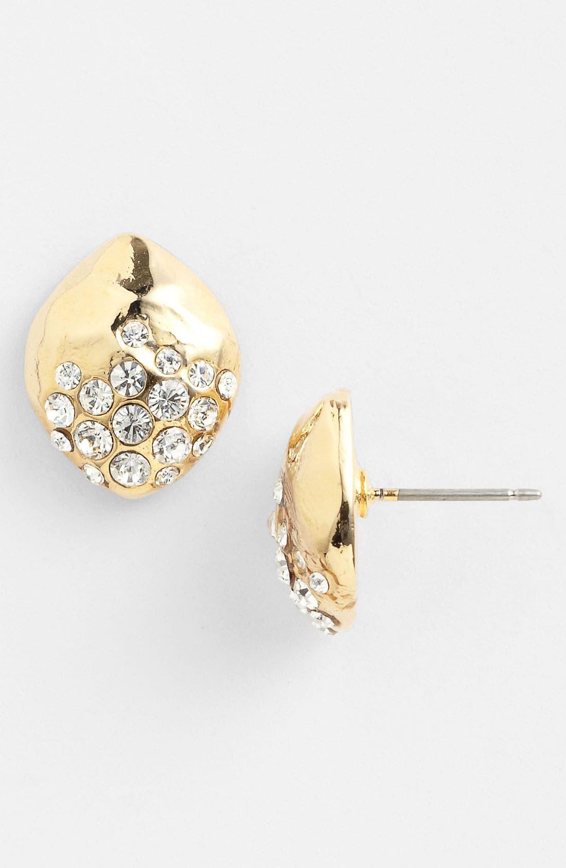 Alternate Image 1 Selected - Nordstrom 'Sand Dollar' Stud Earrings