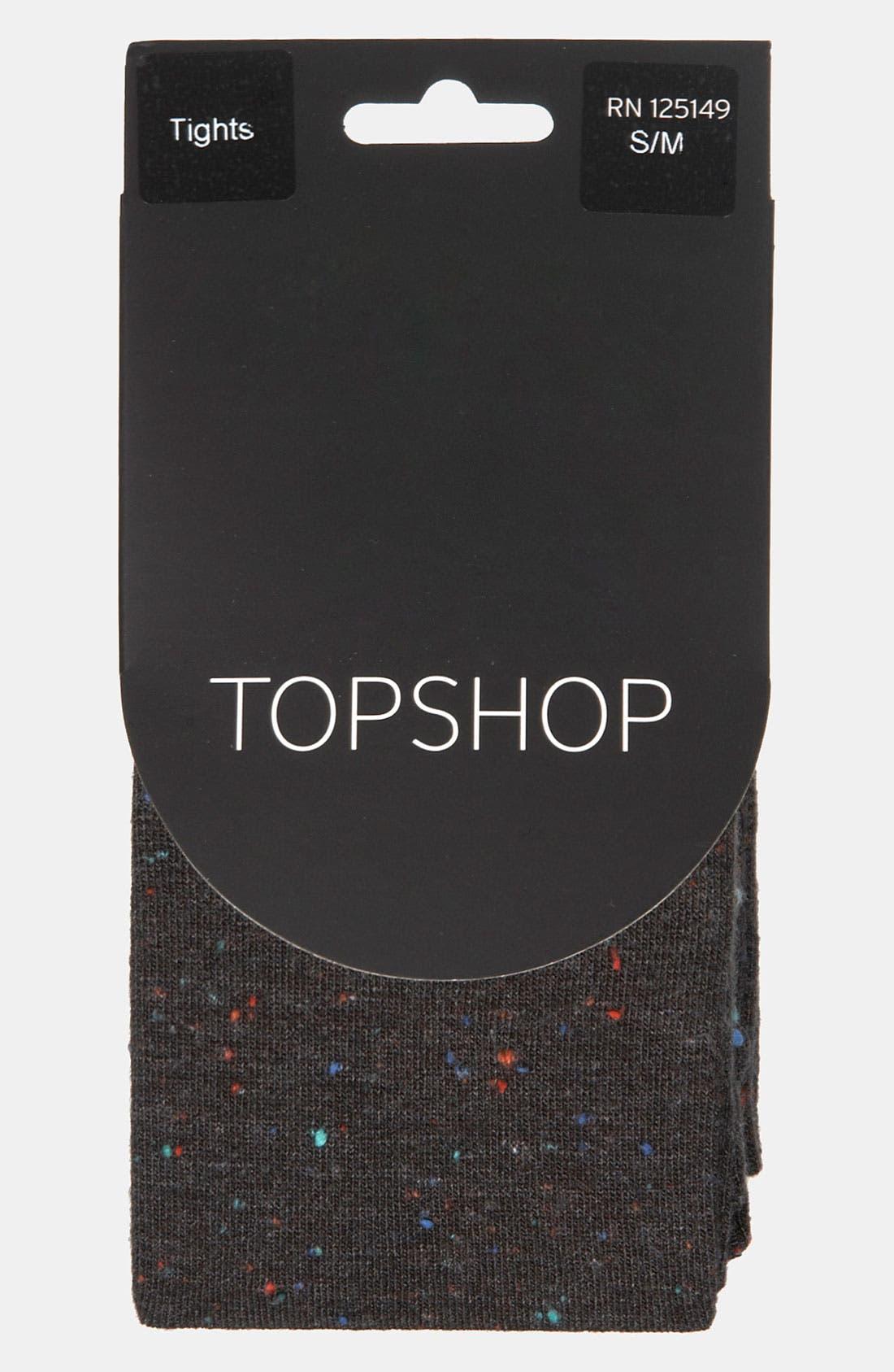 Alternate Image 2  - Topshop 'Nep' Tights