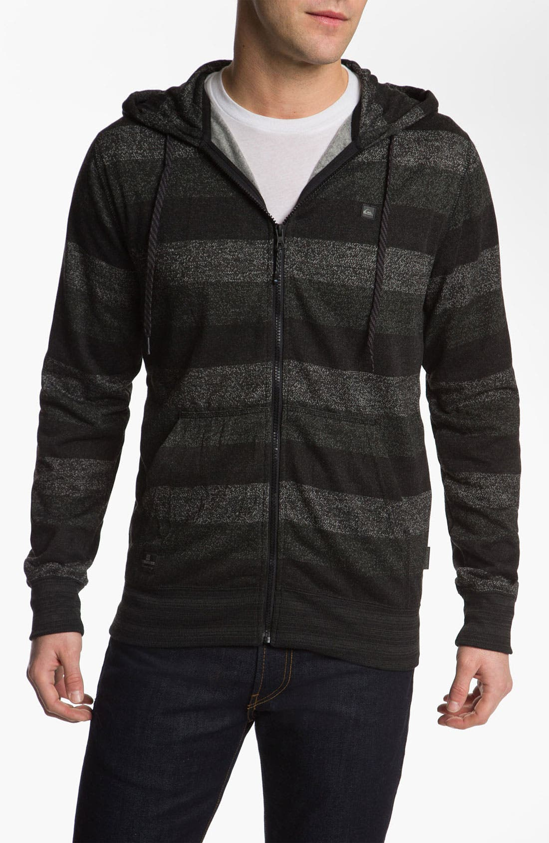 Alternate Image 1 Selected - Quiksilver 'Redondo' Zip Hoodie