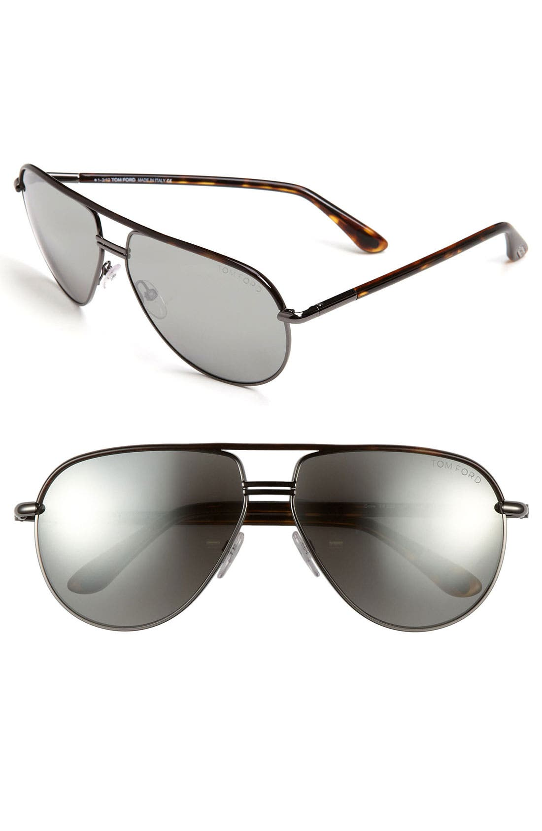 Alternate Image 1 Selected - Tom Ford 'Cole' 61mm Sunglasses