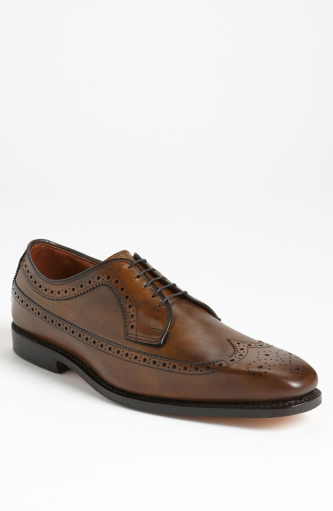 Alternate Image 1 Selected - Allen Edmonds 'Larchmont' Longwing Derby (Online Only) (Men)