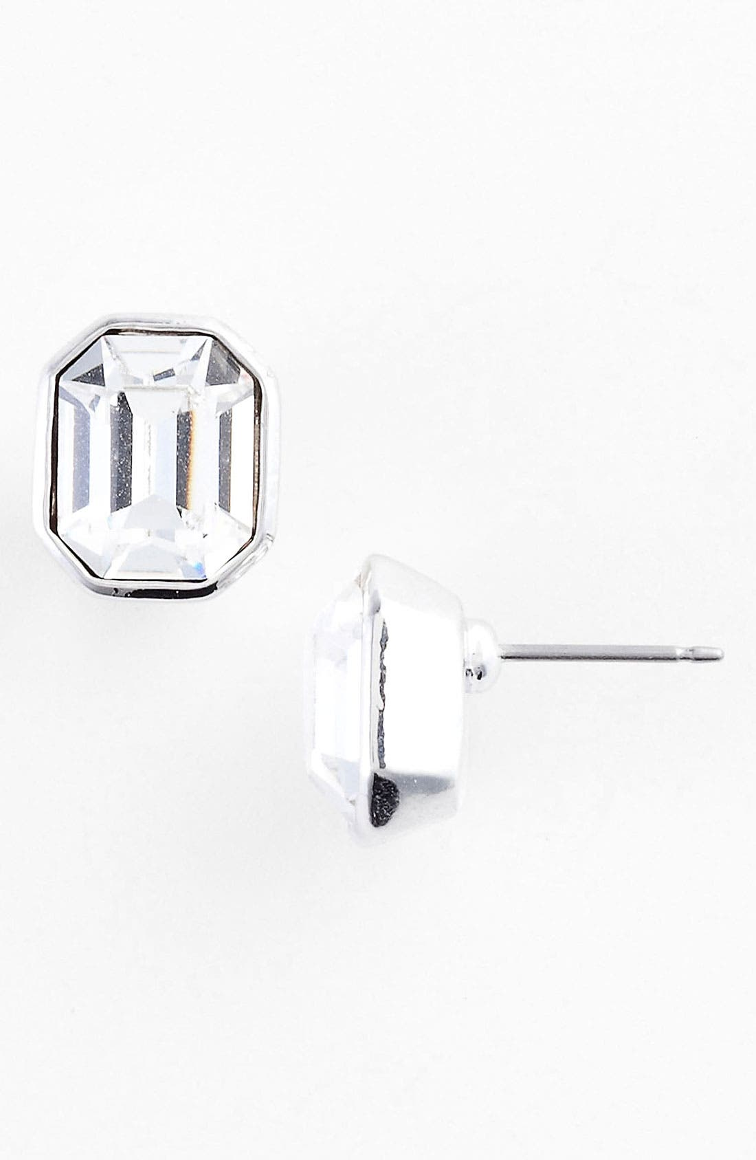 Alternate Image 1 Selected - Givenchy Stud Earrings (Nordstrom Exclusive)