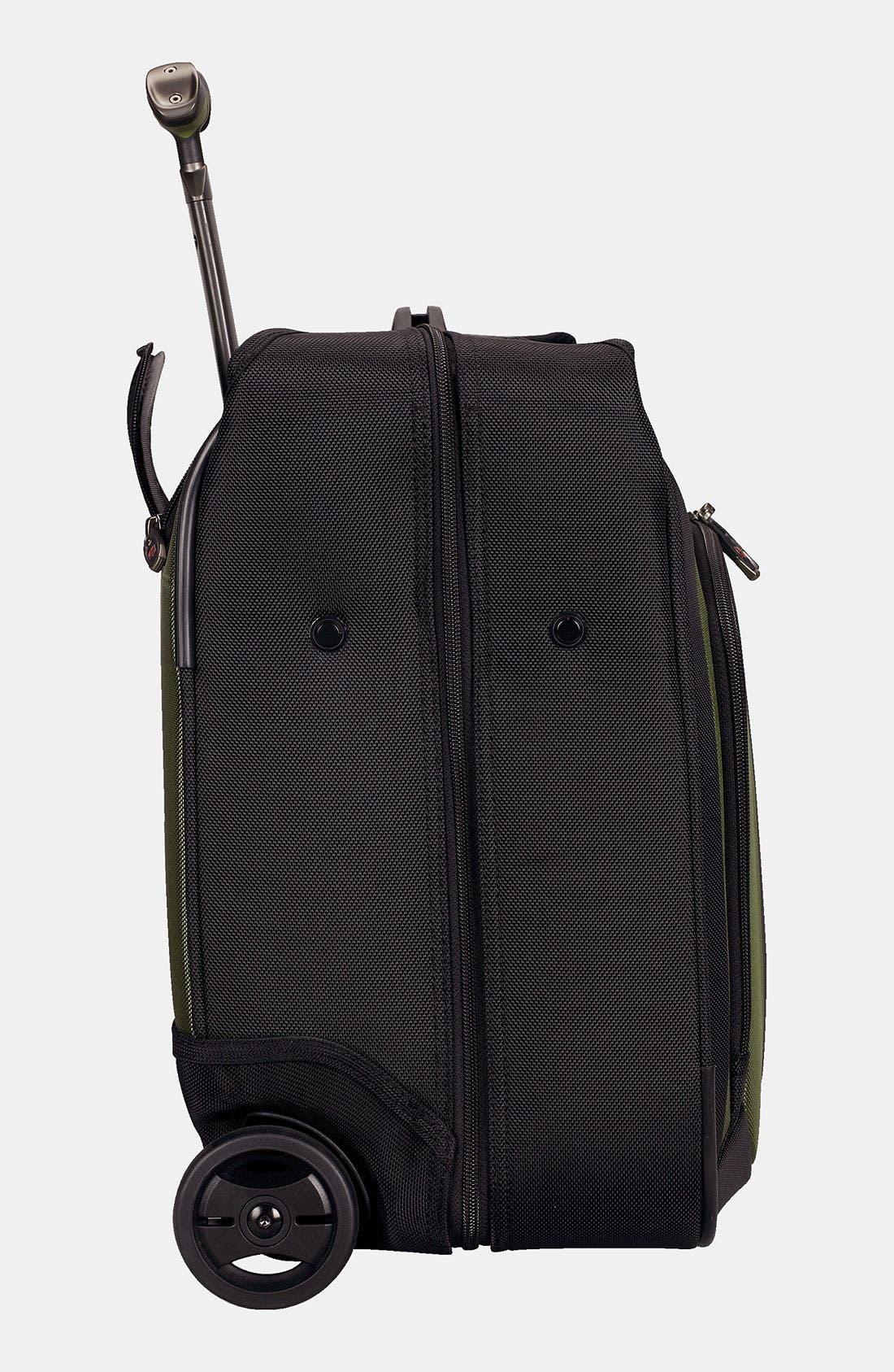 Alternate Image 2  - Victorinox Swiss Army® East/West Rolling Garment Bag