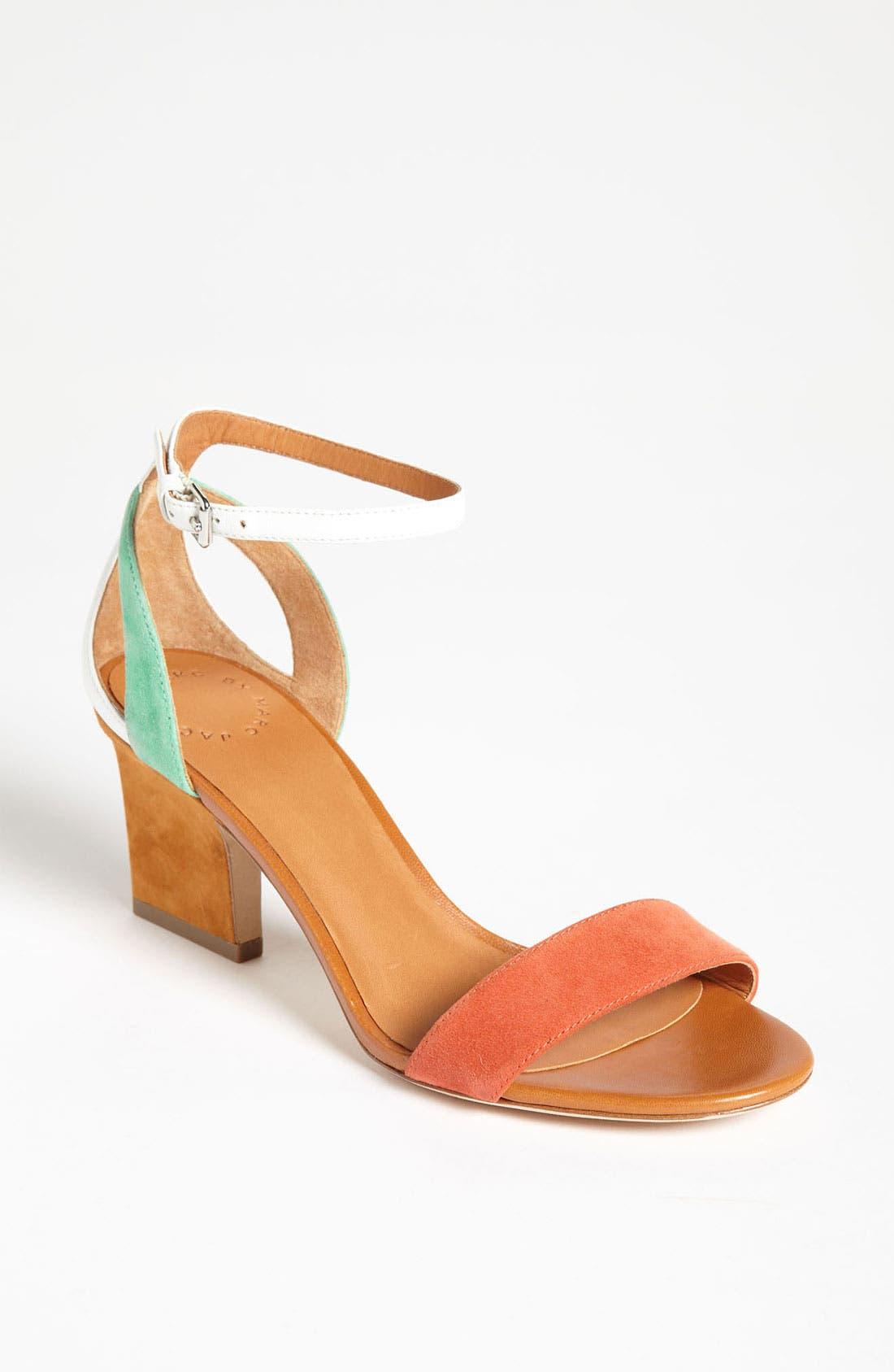 Main Image - MARC BY MARC JACOBS 'Color Weave' Sandal