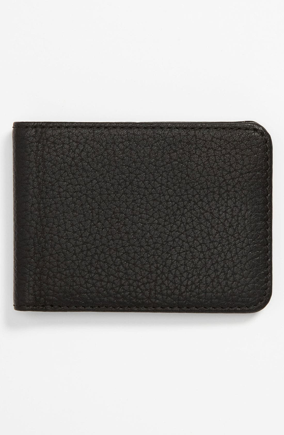 Alternate Image 2  - Bosca Small Leather Bifold Wallet