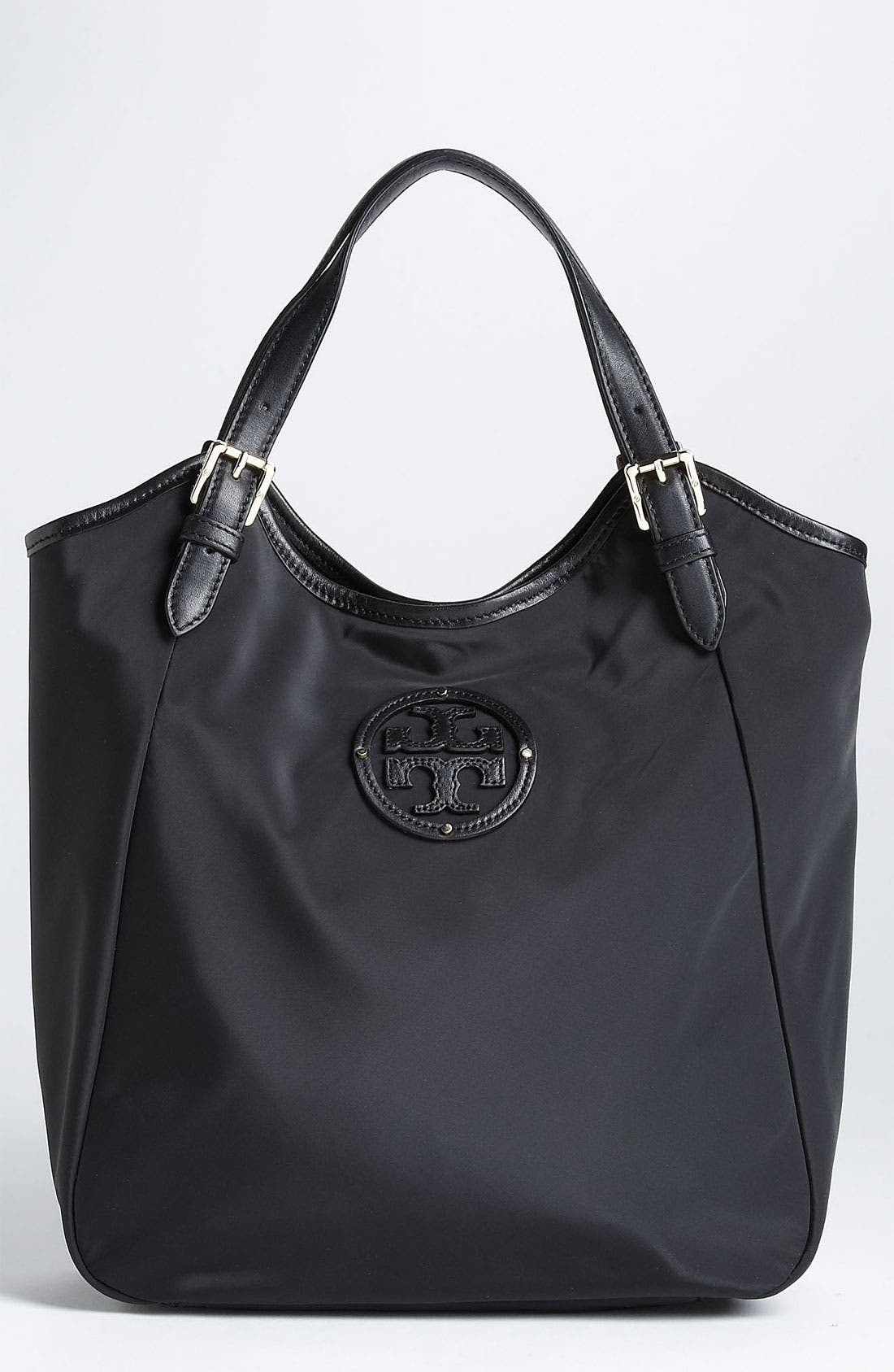 Alternate Image 1 Selected - Tory Burch 'Small' Nylon Tote