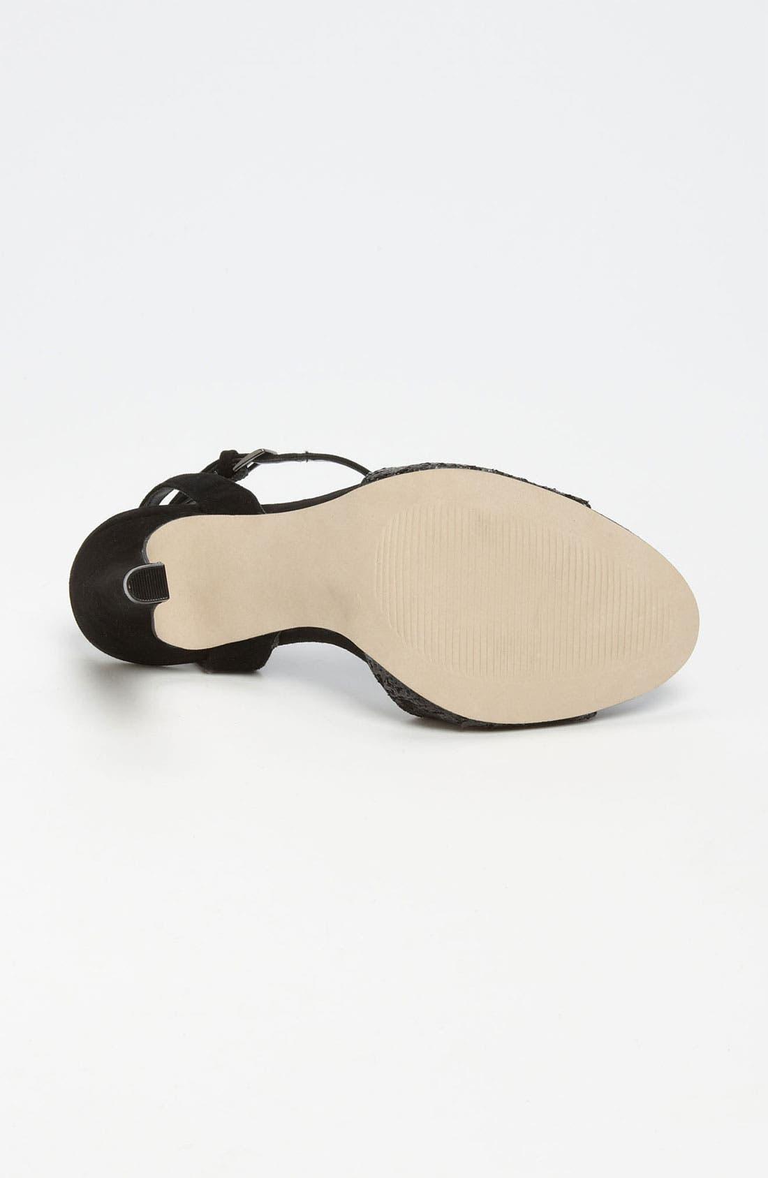 Alternate Image 4  - Sole Society 'Kimberlee' Sandal