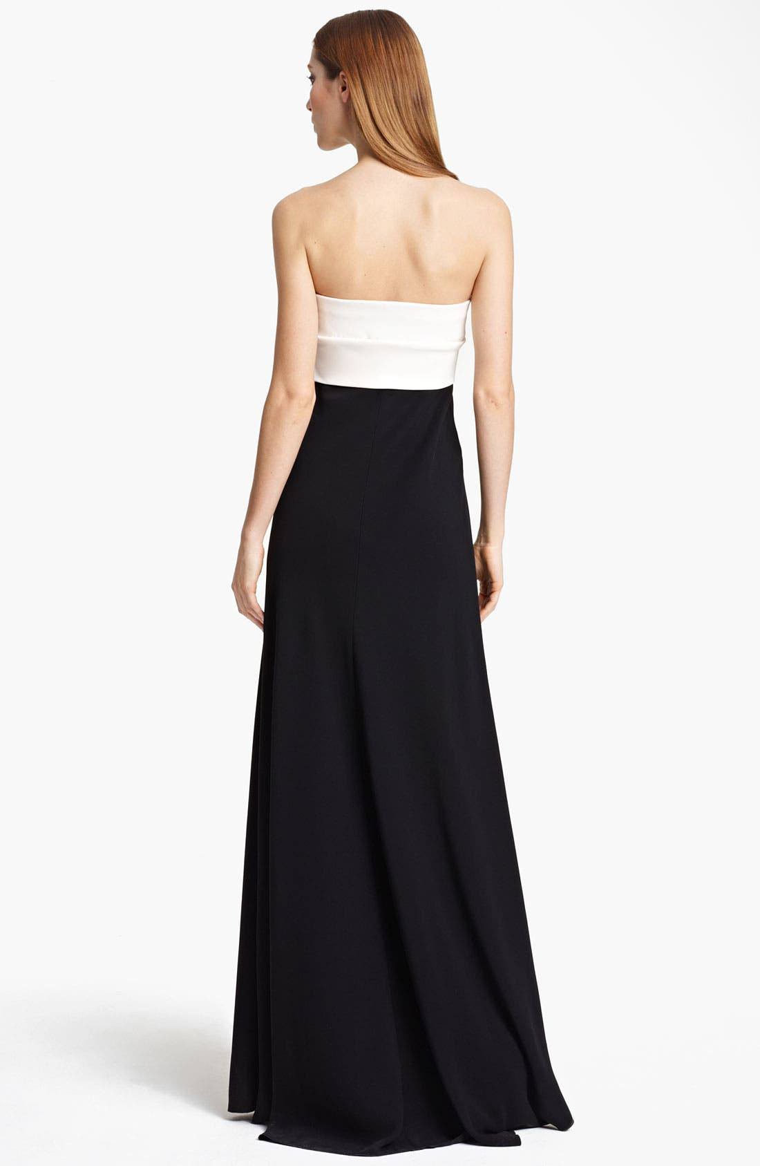 Alternate Image 2  - Valentino Bow Bodice Gown