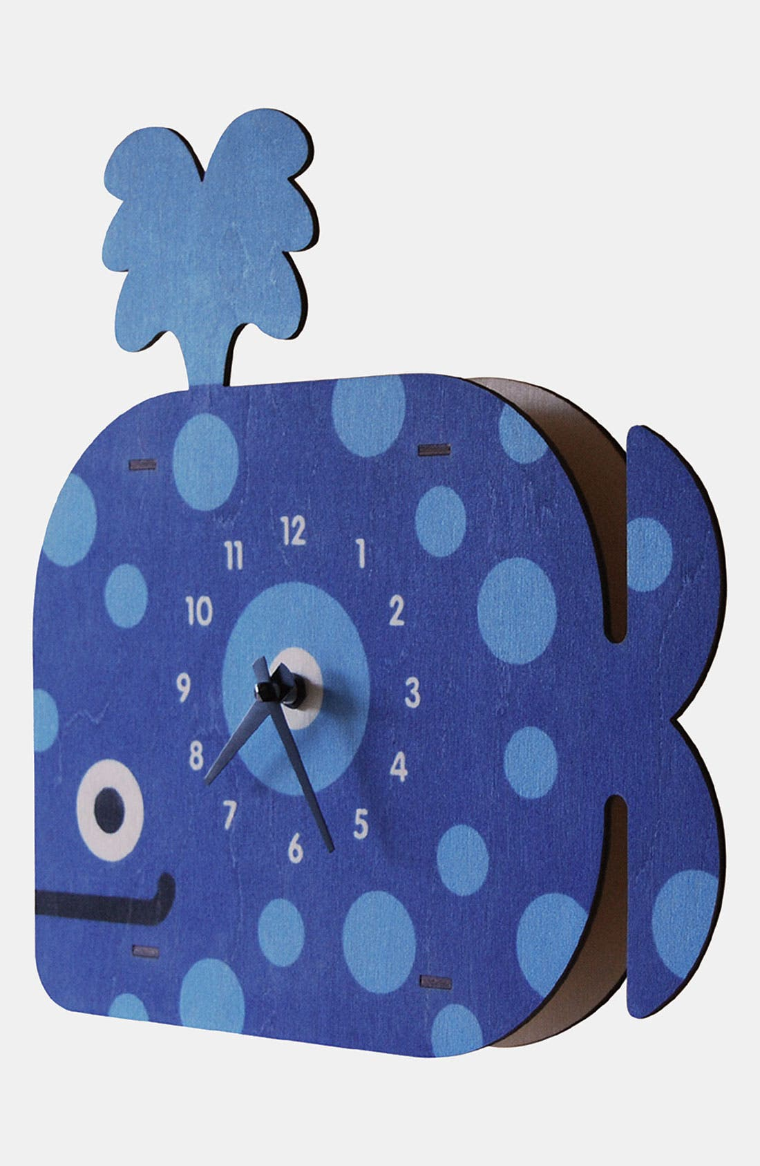 Alternate Image 2  - Modern Moose 'Whale' Clock