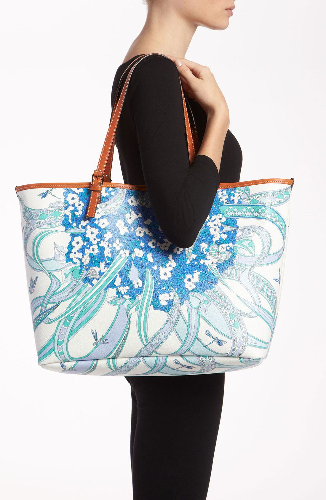 Alternate Image 2  - Emilio Pucci 'Large' Shopper