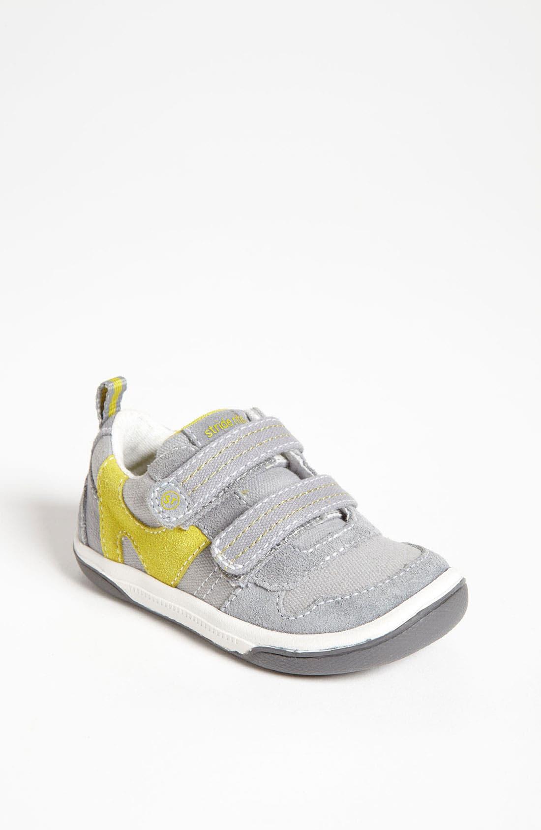 Alternate Image 1 Selected - Stride Rite 'Jamison' Sneaker (Baby, Walker & Toddler)
