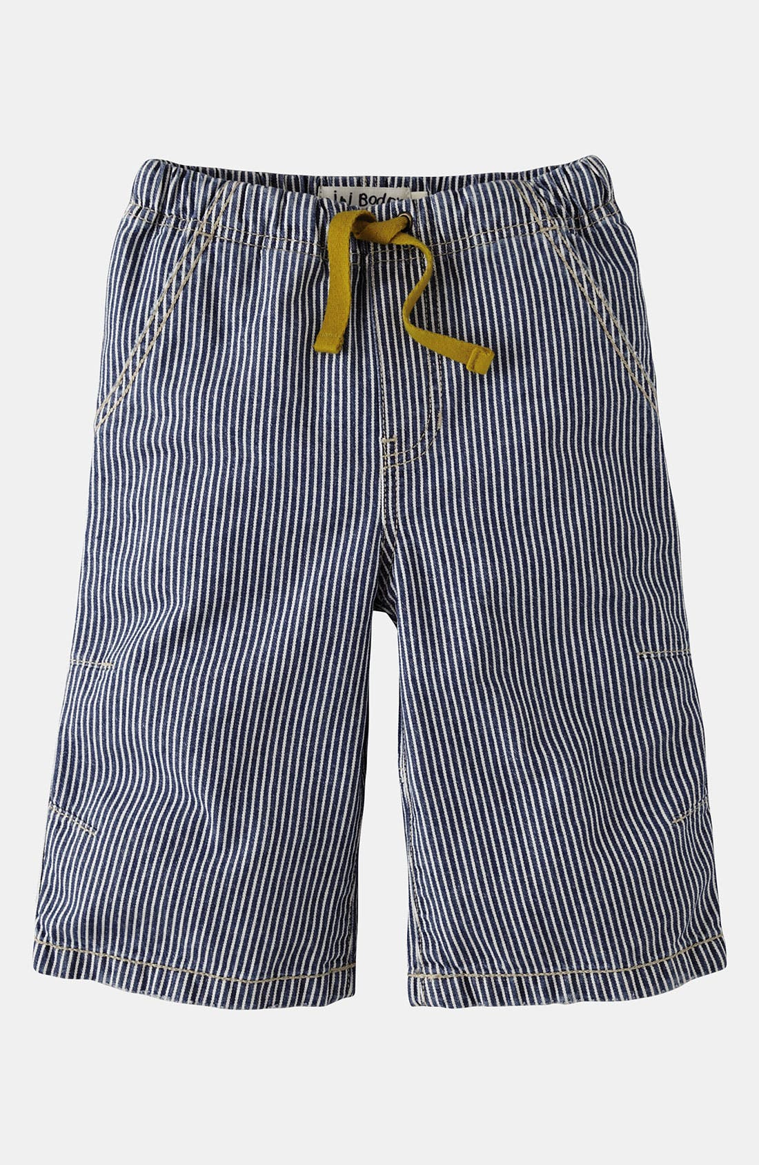 Alternate Image 1 Selected - Mini Boden Board Shorts (Little Boys & Big Boys)