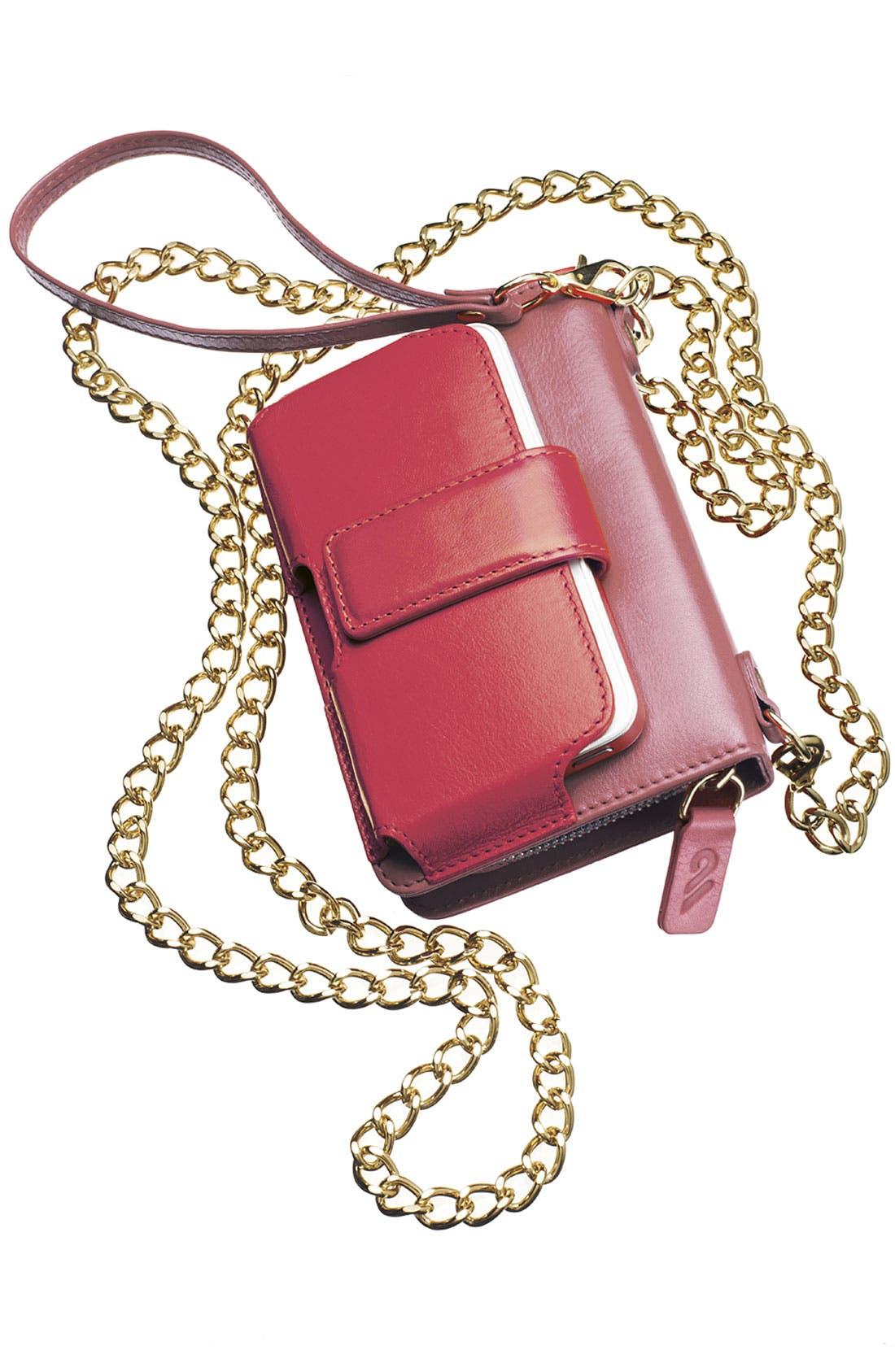 Alternate Image 5  - Case-Mate® 'Kayla' Crossbody Phone Wallet