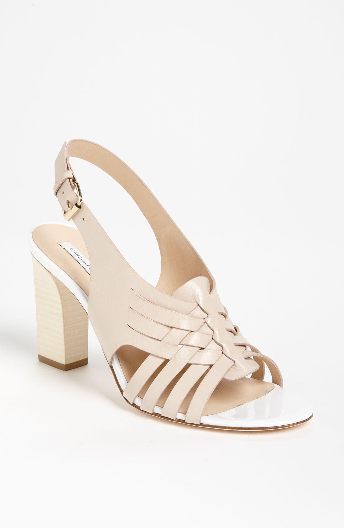 Alternate Image 1 Selected - Diane von Furstenberg 'Taite' Sandal