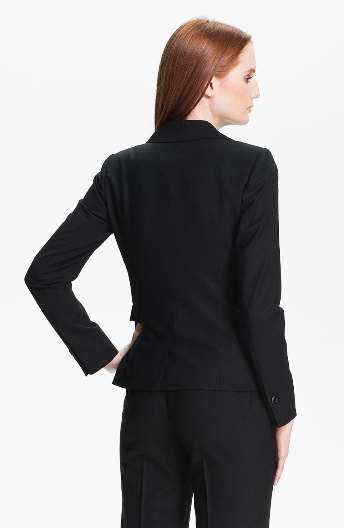 Alternate Image 2  - Classiques Entier Stretch Wool Jacket
