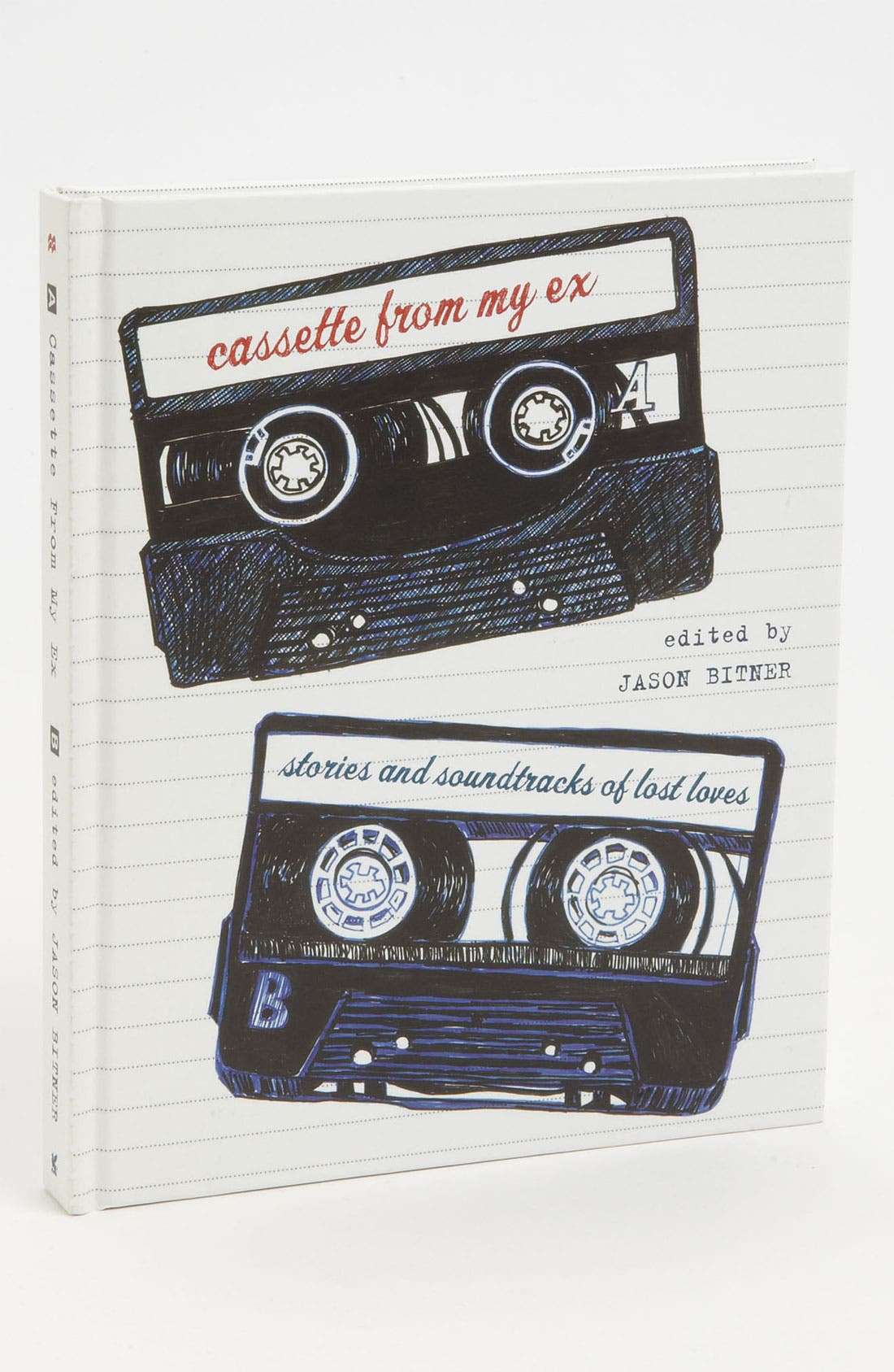 Alternate Image 1 Selected - 'Cassette from My Ex'  Book