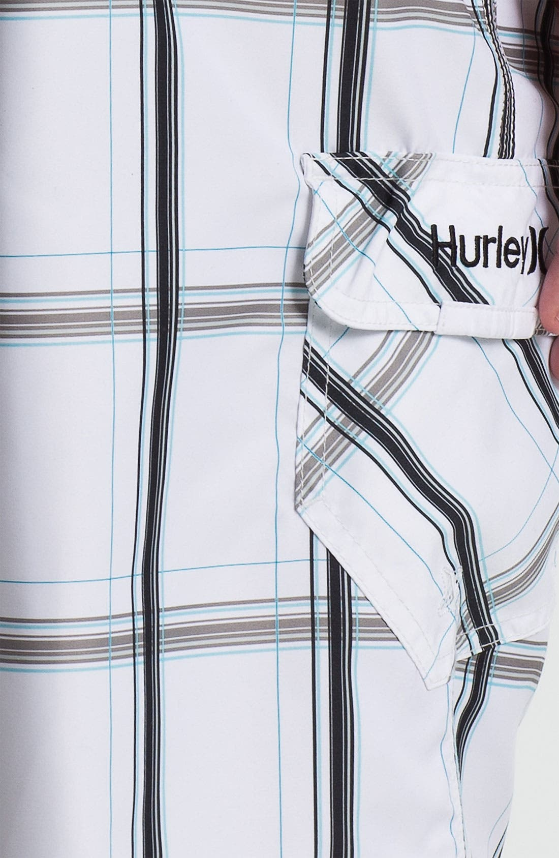Alternate Image 3  - Hurley 'Puerto Rico' Recycled Board Shorts (Men)