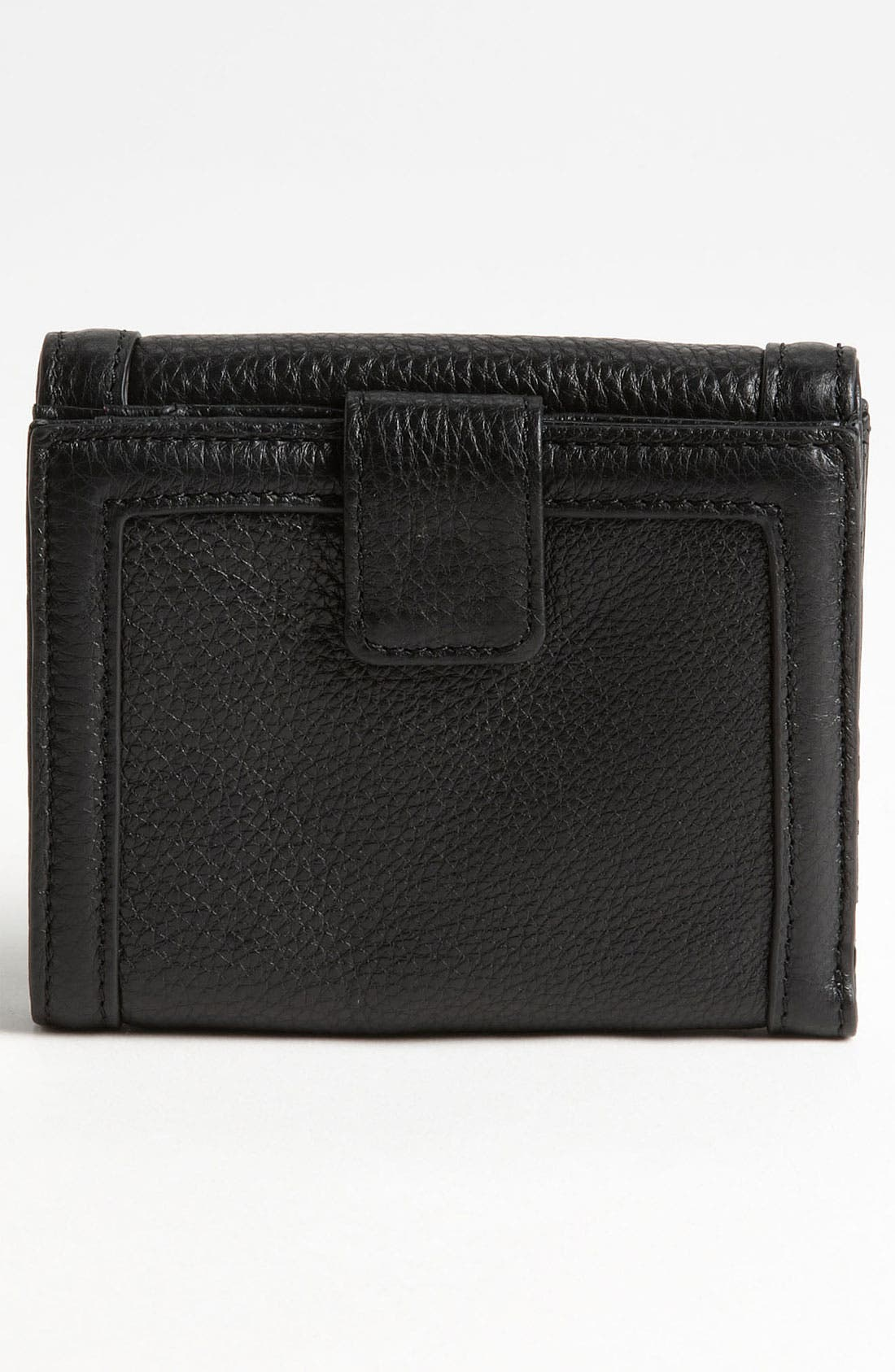 Alternate Image 4  - Tory Burch 'Amanda' Double Flap French Wallet