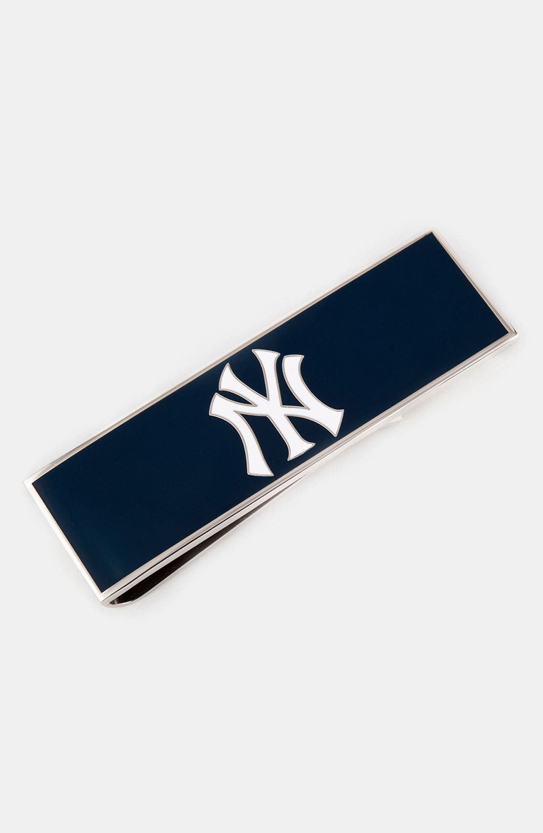Alternate Image 1 Selected - Cufflinks, Inc. 'New York Yankees' Money Clip