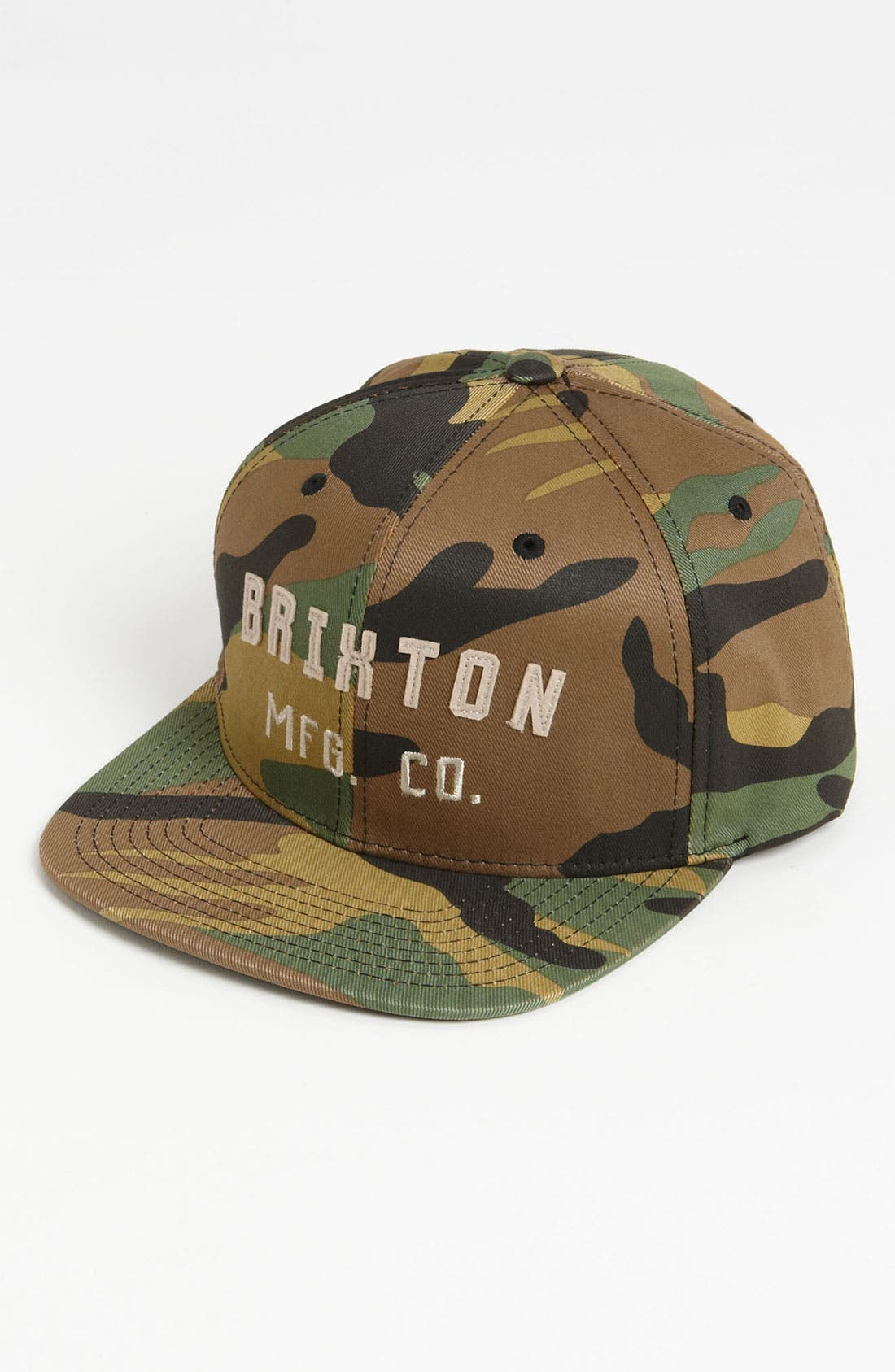Alternate Image 1 Selected - Brixton 'Arden' Snapback Cap