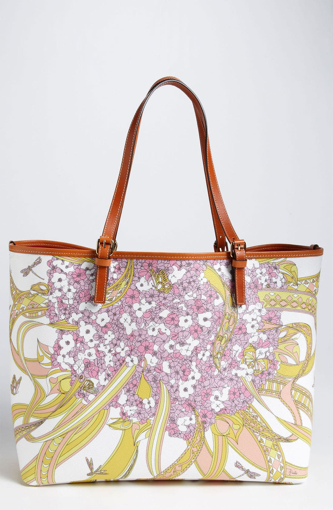Alternate Image 1 Selected - Emilio Pucci 'Large' Shopper