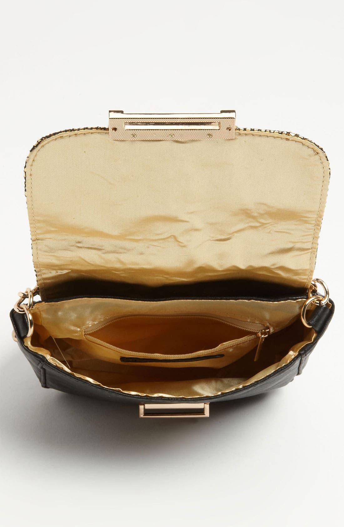 Alternate Image 3  - Rampage 'Lillian' Crossbody Bag