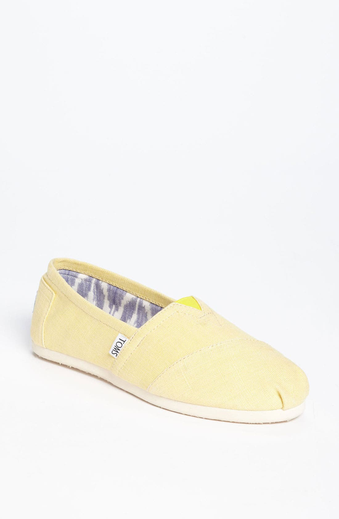 Alternate Image 1 Selected - TOMS 'Earthwise' Slip-On (Nordstrom Exclusive) (Women)