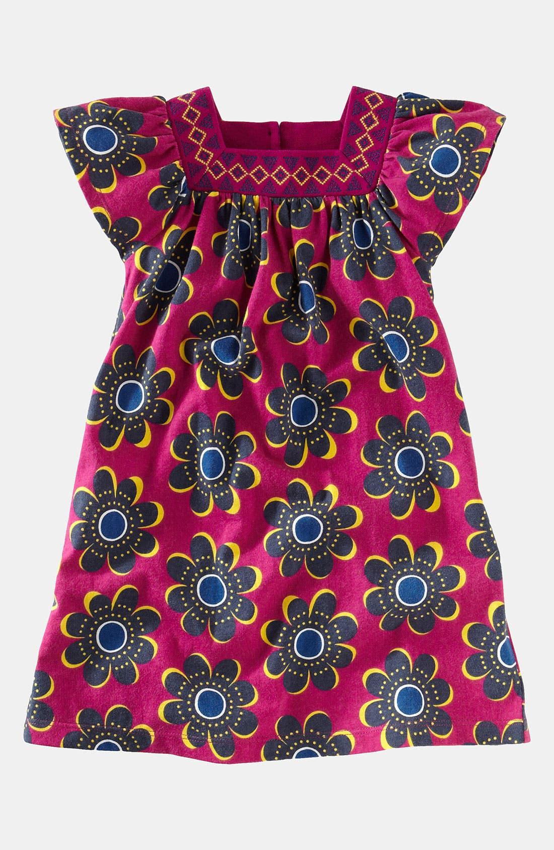 Alternate Image 1 Selected - Tea Collection 'Rosebank' Dress (Toddler)