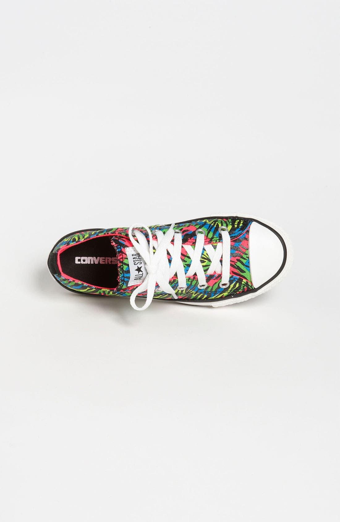 Alternate Image 3  - Converse Chuck Taylor® All Star® Sneaker (Toddler & Little Kid)