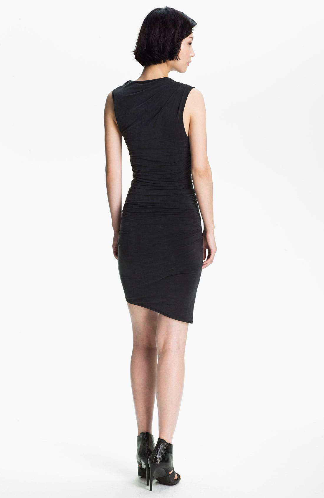 Alternate Image 2  - HELMUT Helmut Lang Draped Stretch Knit Dress