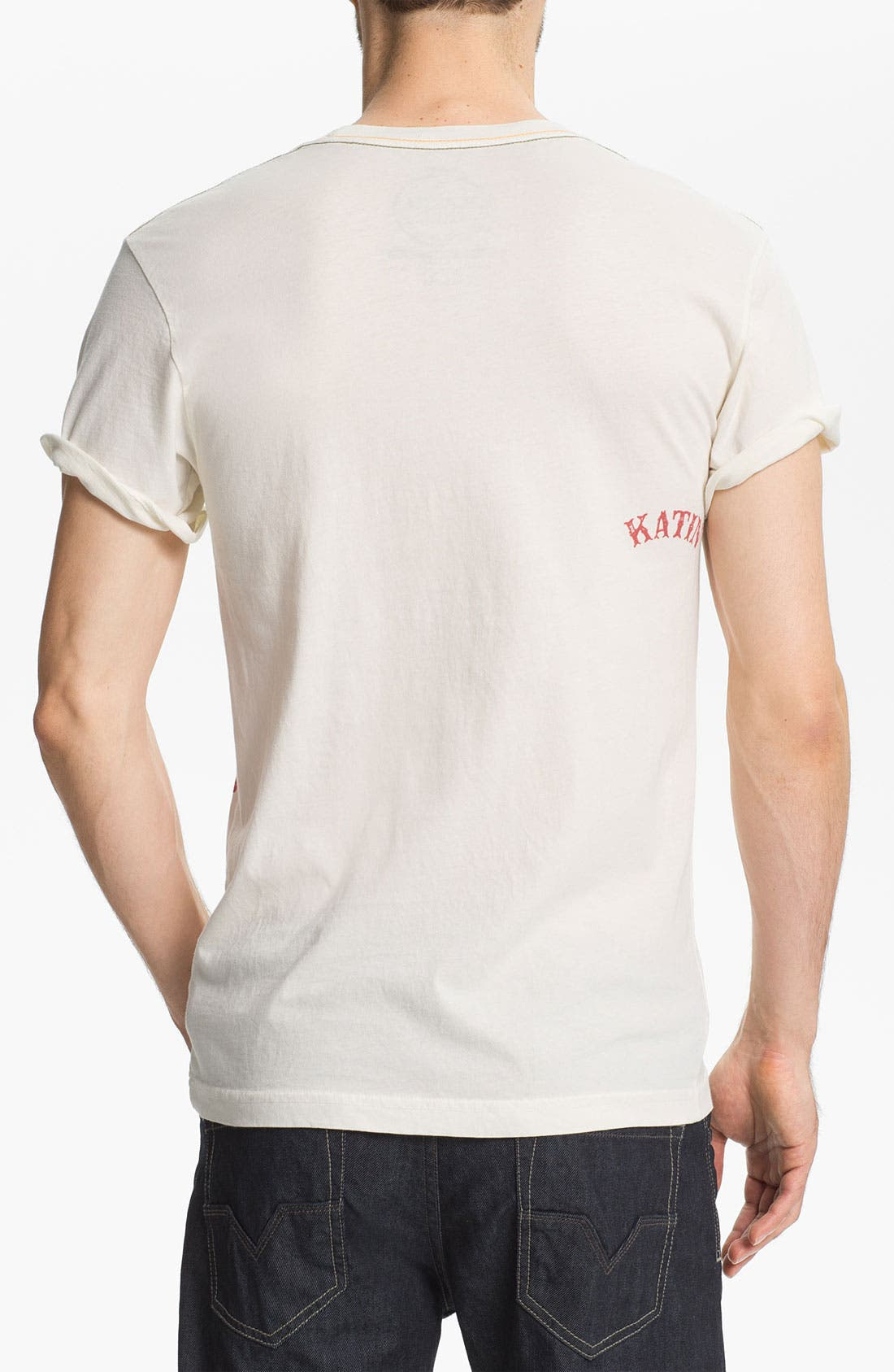 Alternate Image 2  - Katin 'Wench' Graphic T-Shirt