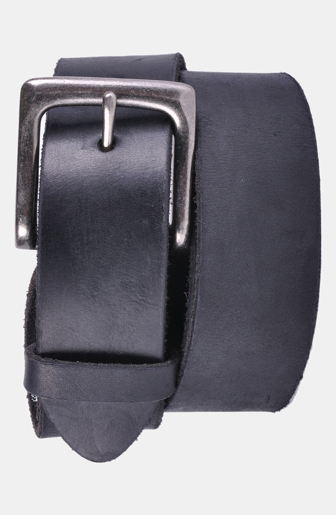 Alternate Image 1 Selected - Bed Stu 'Sam' Leather Belt