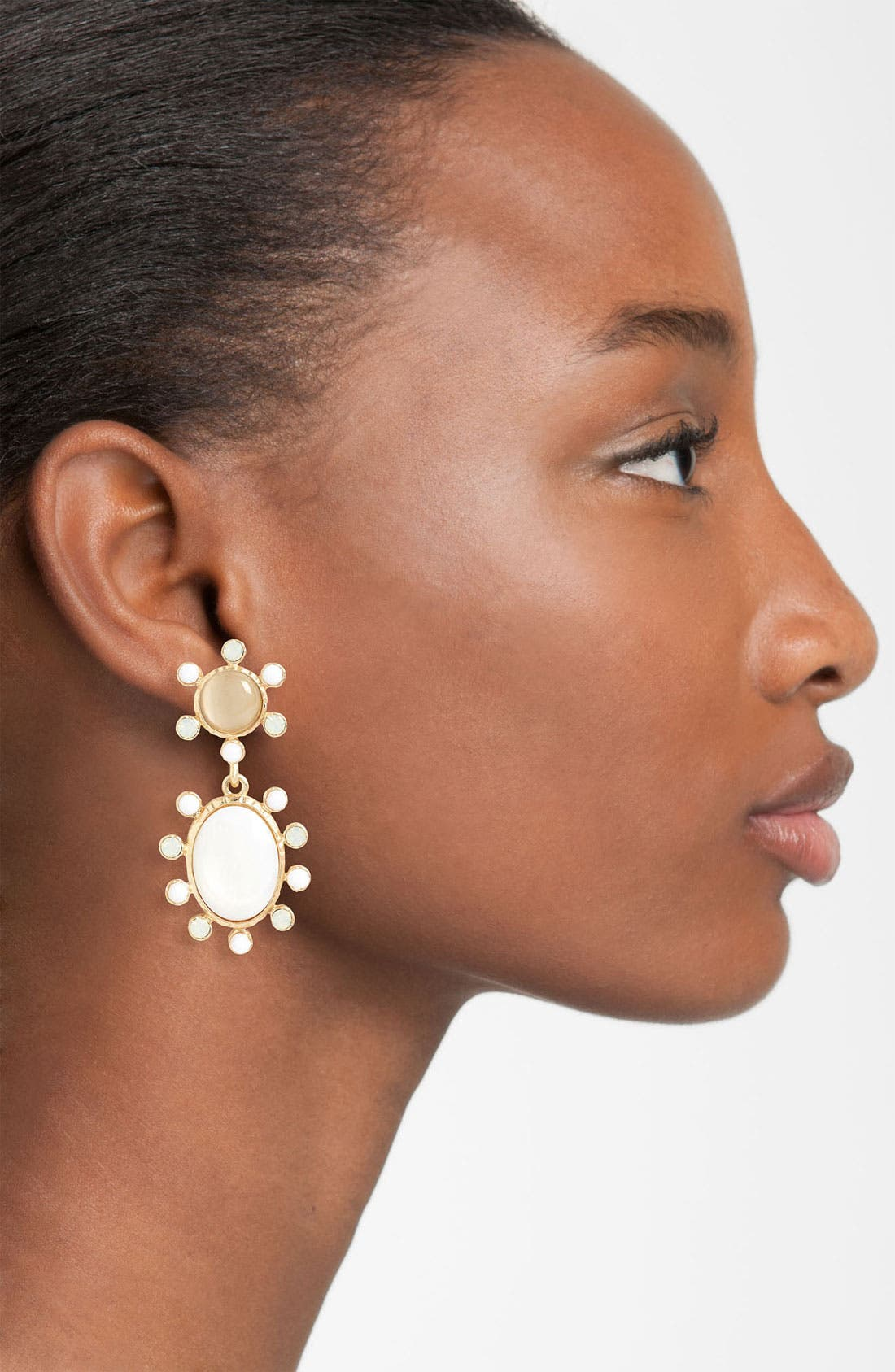 Alternate Image 2  - Nordstrom 'Santorini' Drop Earrings