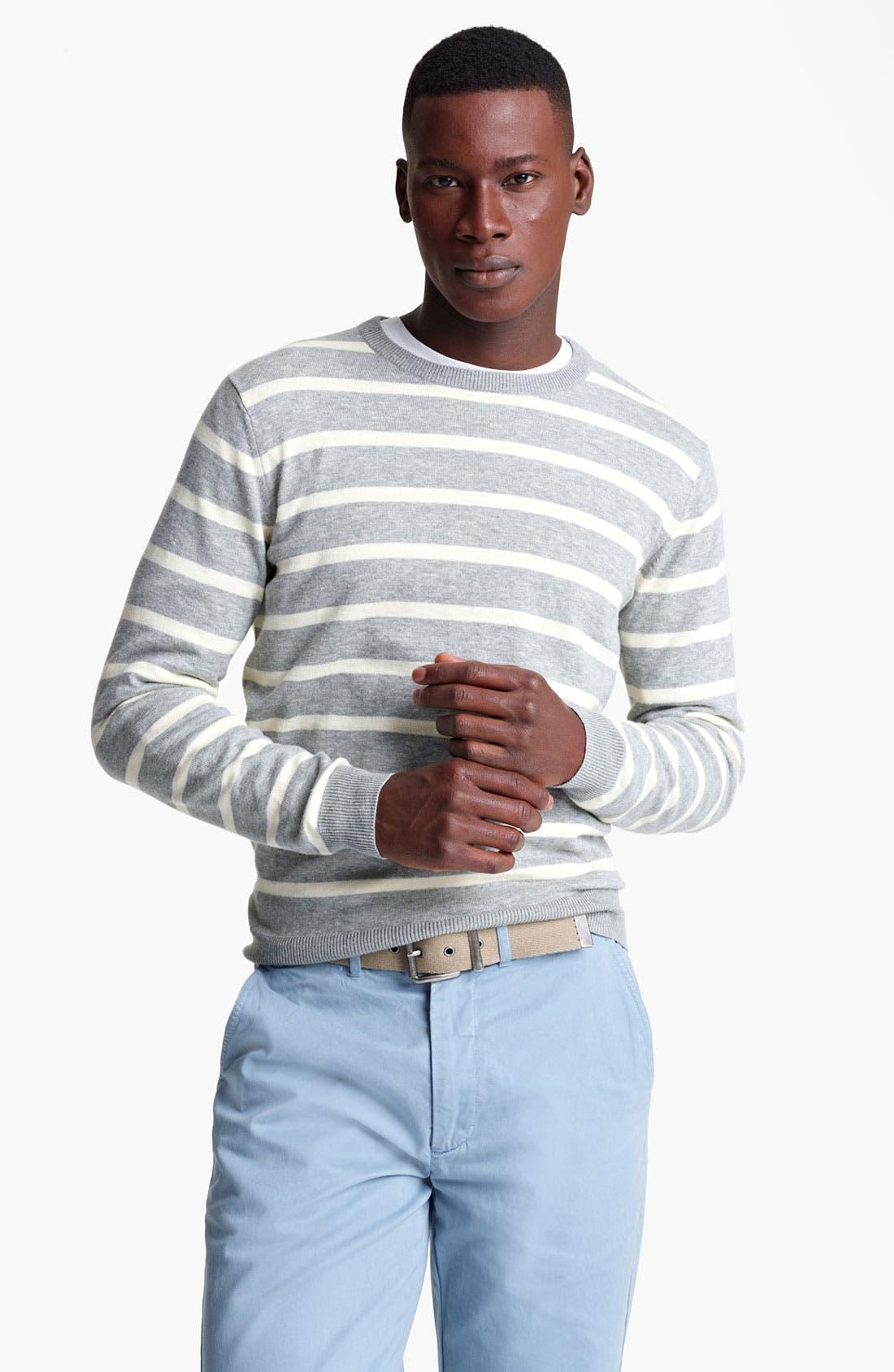 Alternate Image 1 Selected - Grayers Crewneck Sweater
