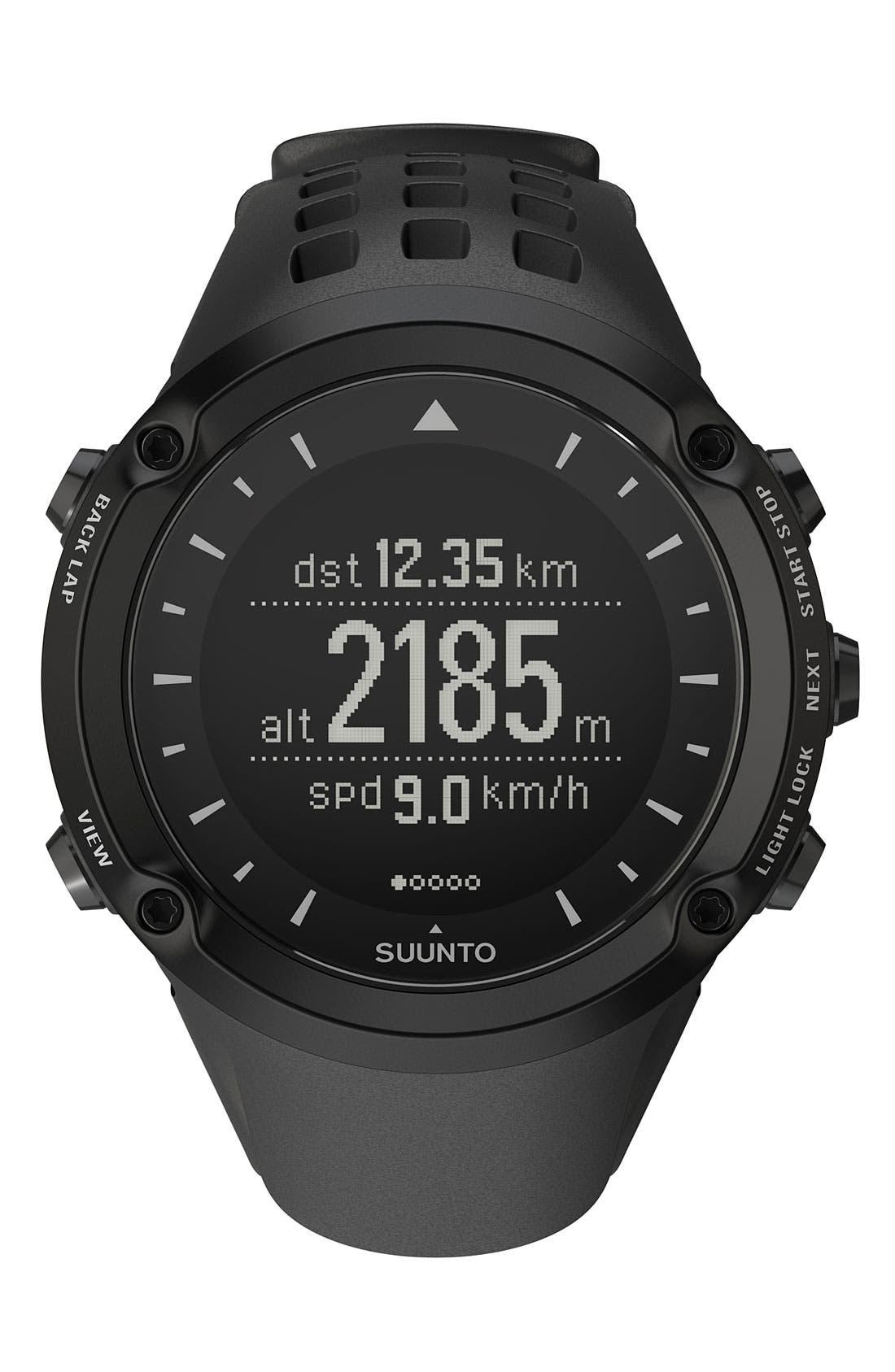 Alternate Image 1 Selected - Suunto 'Ambit' GPS Watch