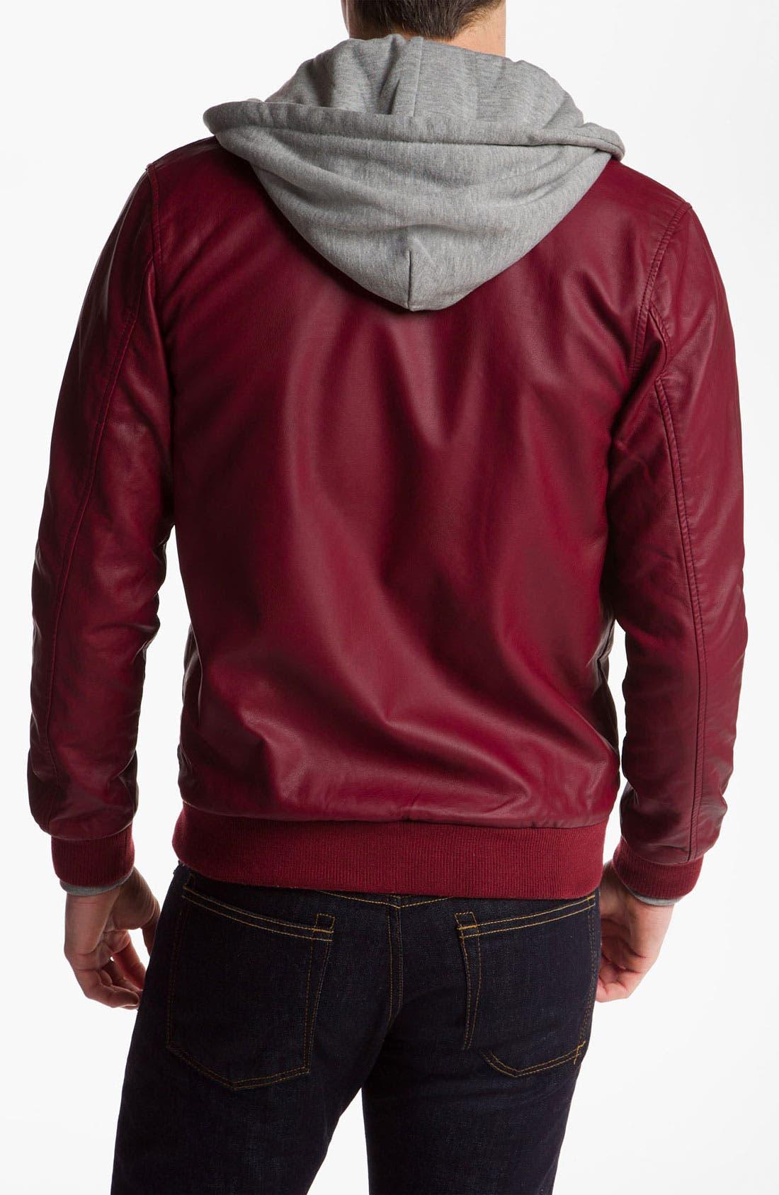 Alternate Image 2  - Obey 'Varsity Legend' Jacket