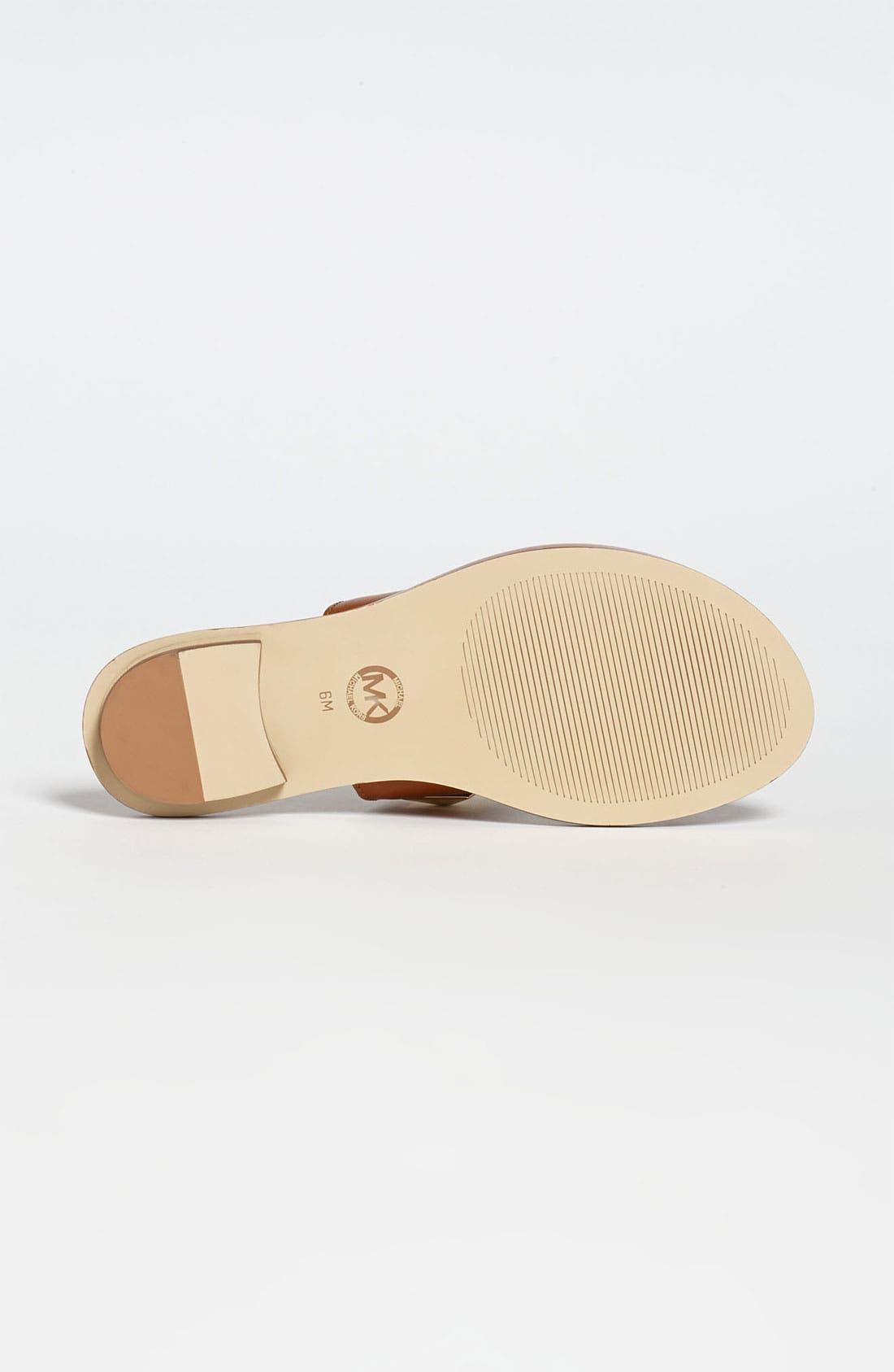Alternate Image 4  - MICHAEL Michael Kors 'Persia' Sandal