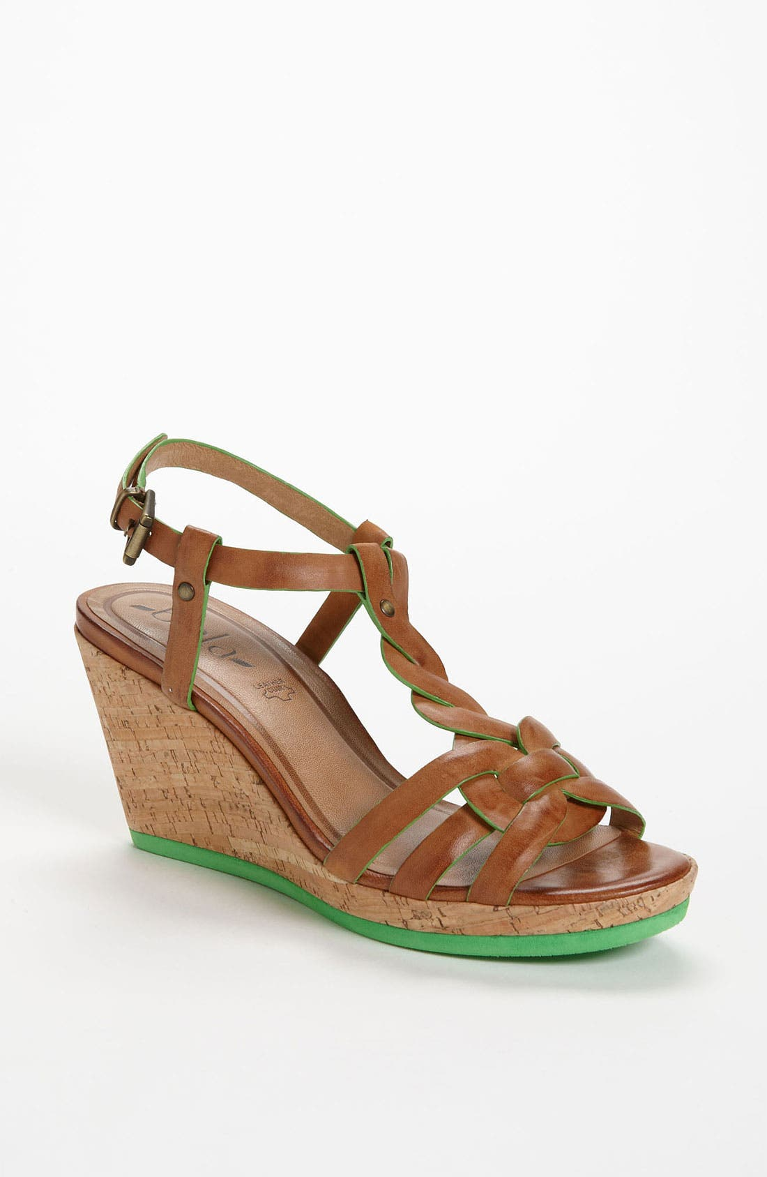 Alternate Image 1 Selected - Biala 'Jillian' Wedge Sandal