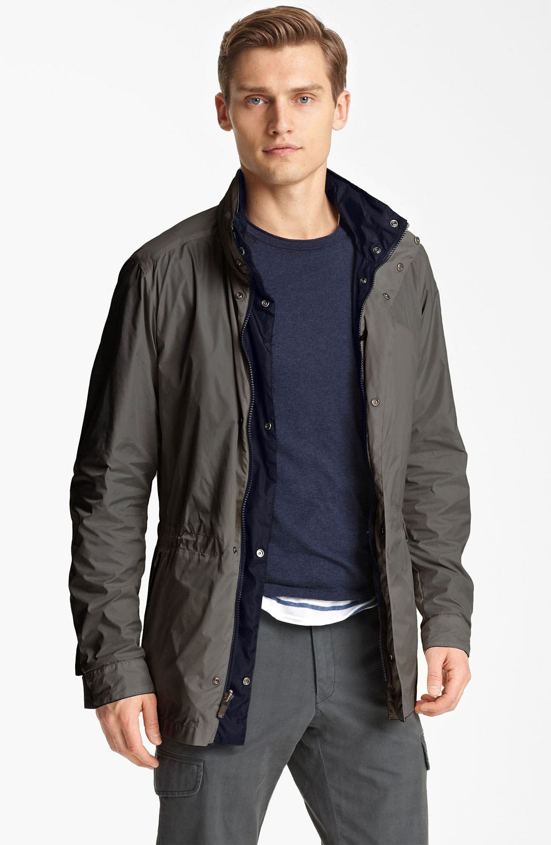 Alternate Image 4  - Zegna Sport Reversible Jacket