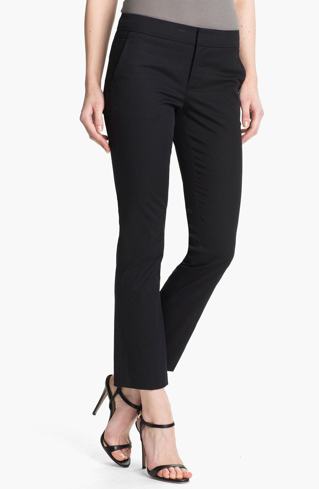 Alternate Image 1 Selected - Vince Crop Trousers